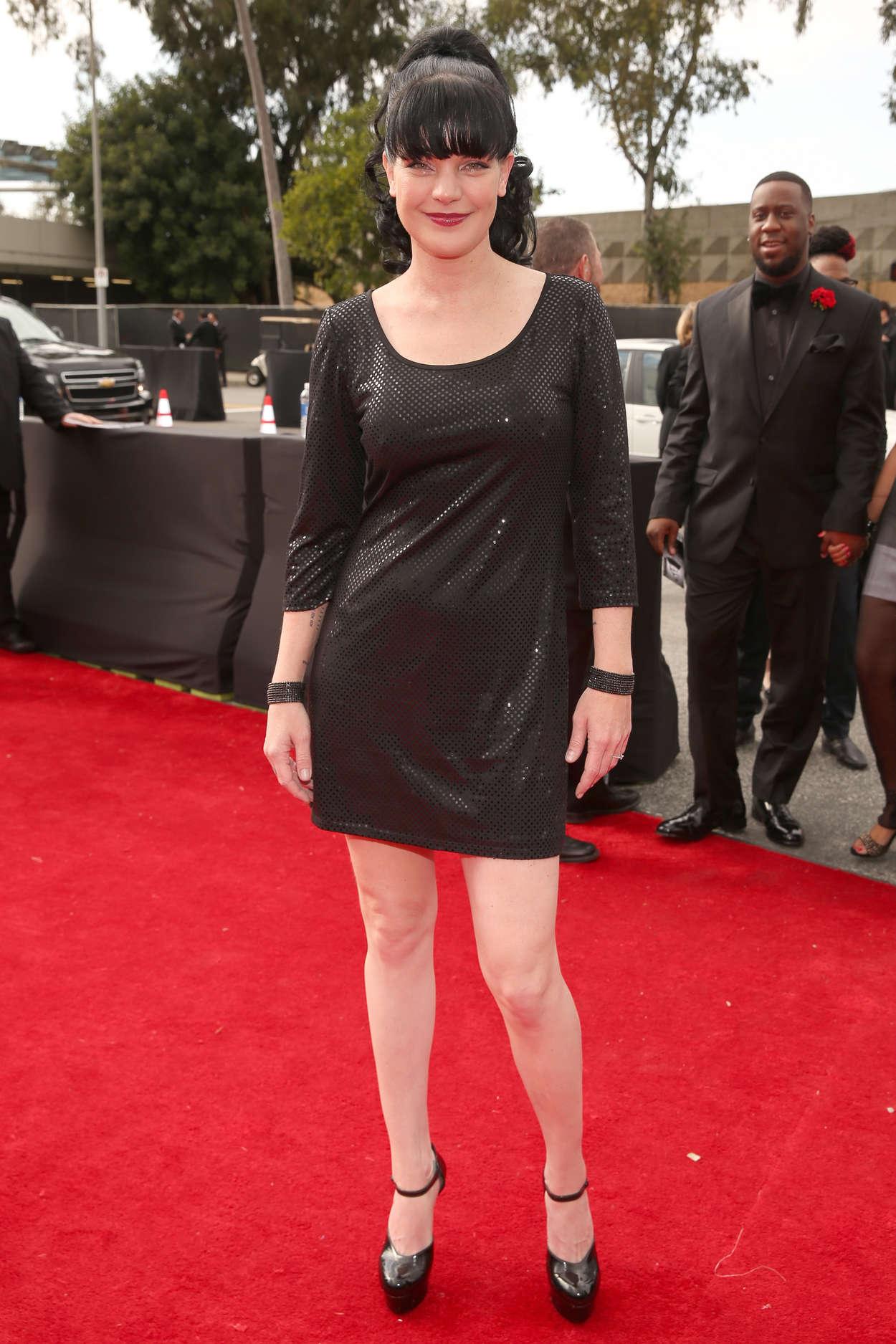 Pauley Perrette Grammy Awards
