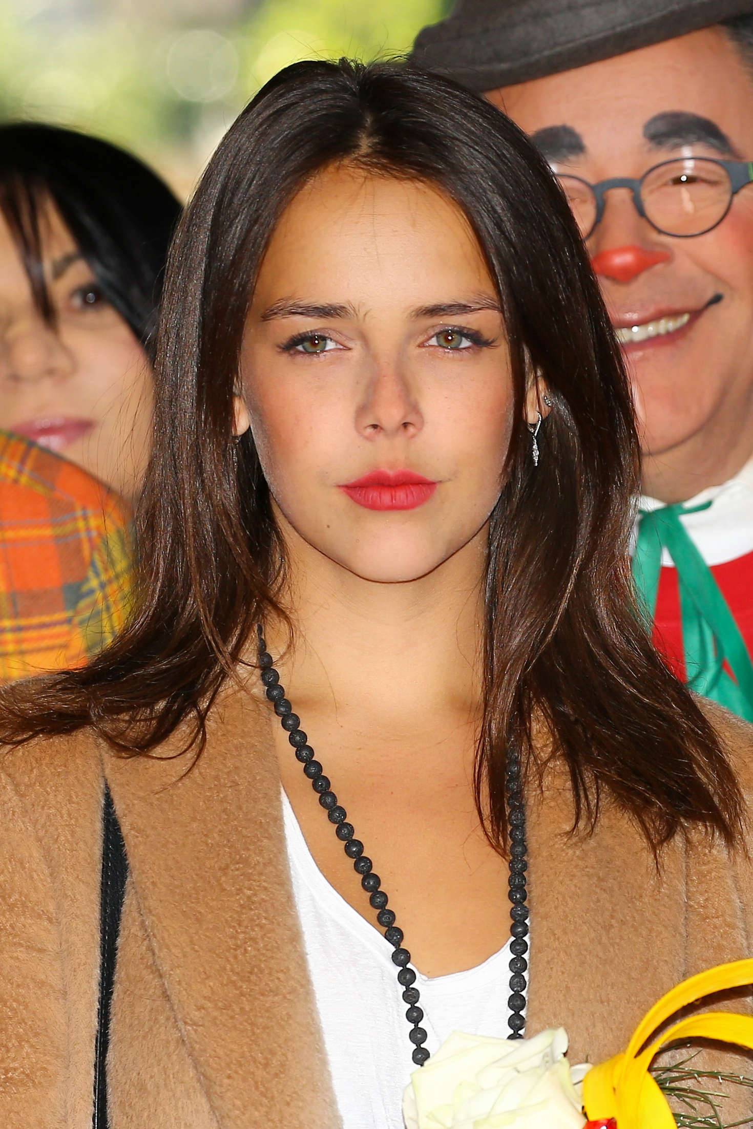 Pauline Ducruet Arrives at the Monte-Carlo Circus Festival