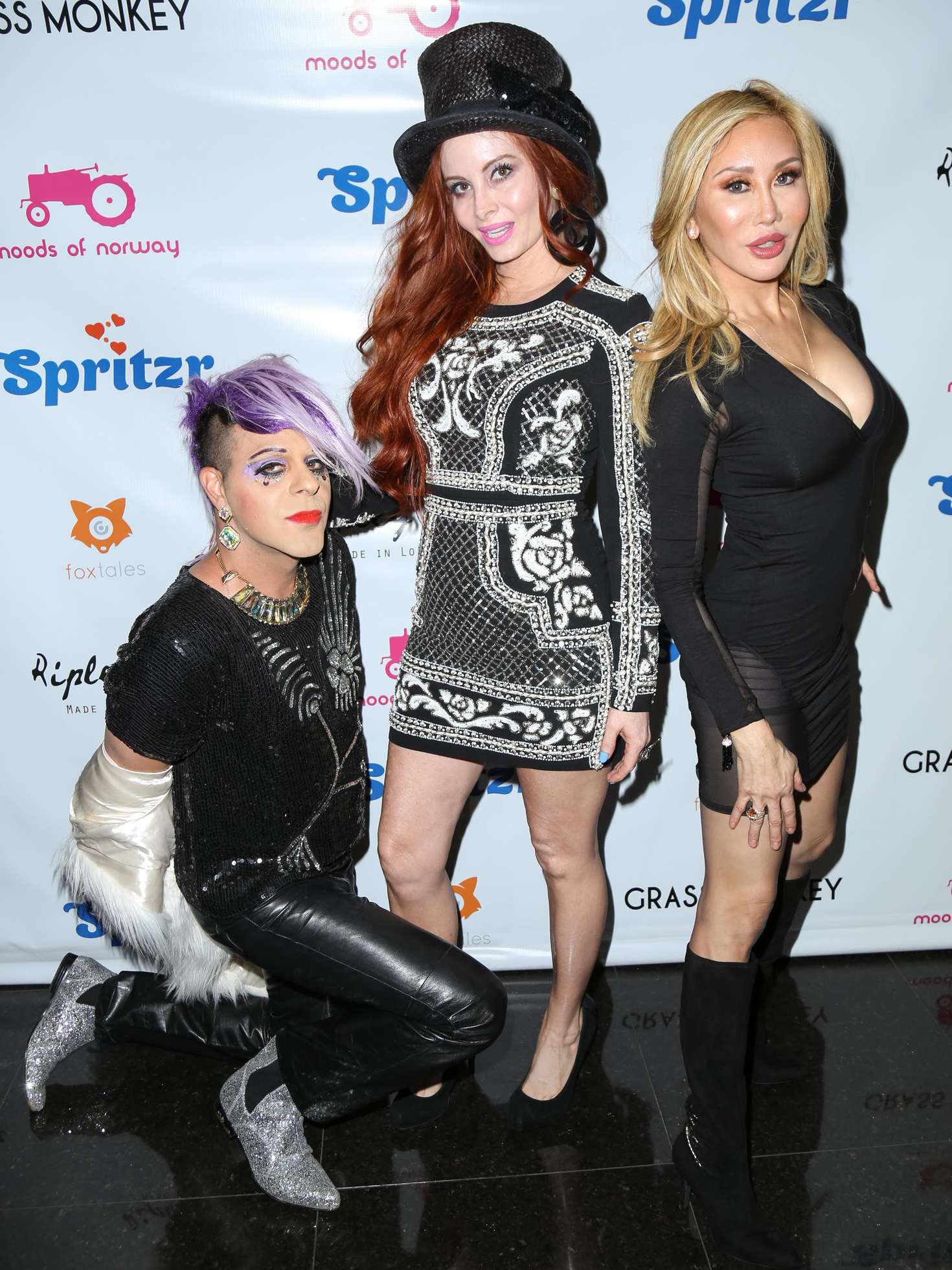 Phoebe Price Love Ball at Sofitel Hotel in Beverly Hills