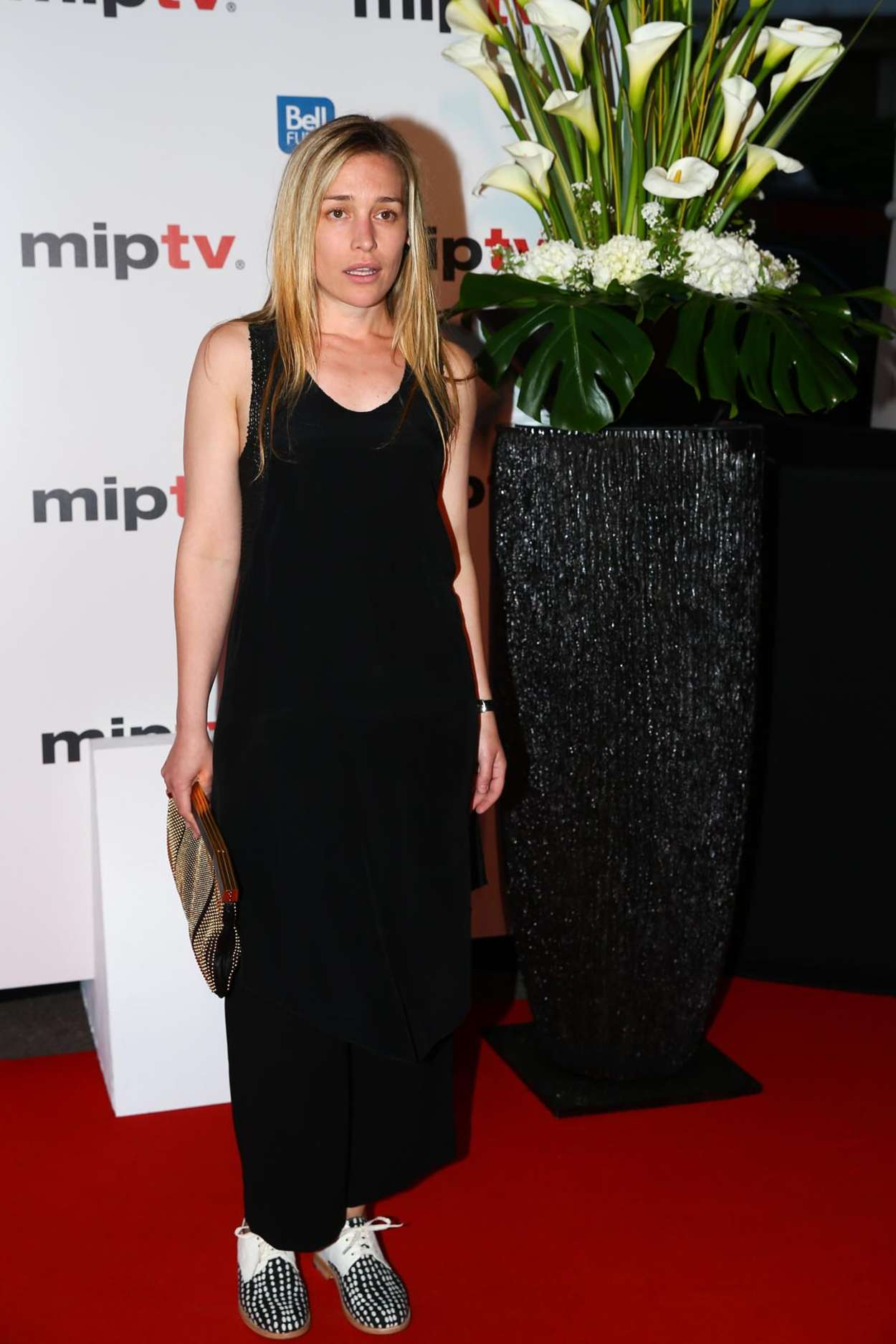 Piper Perabo MIPTV Opening Party at Hotel Martinez in Cannes