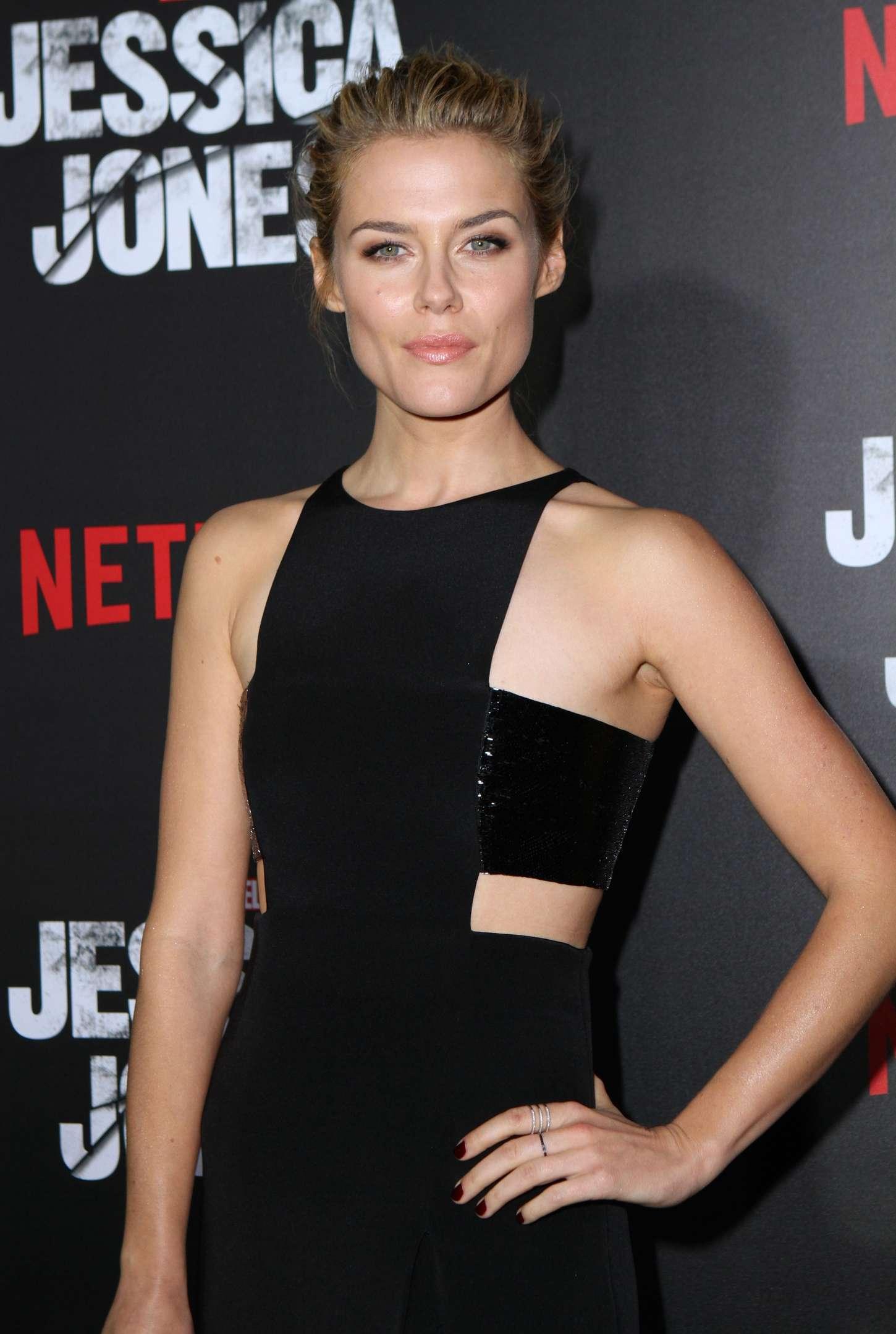 Rachael Taylor Jessica Jones Premiere in New York