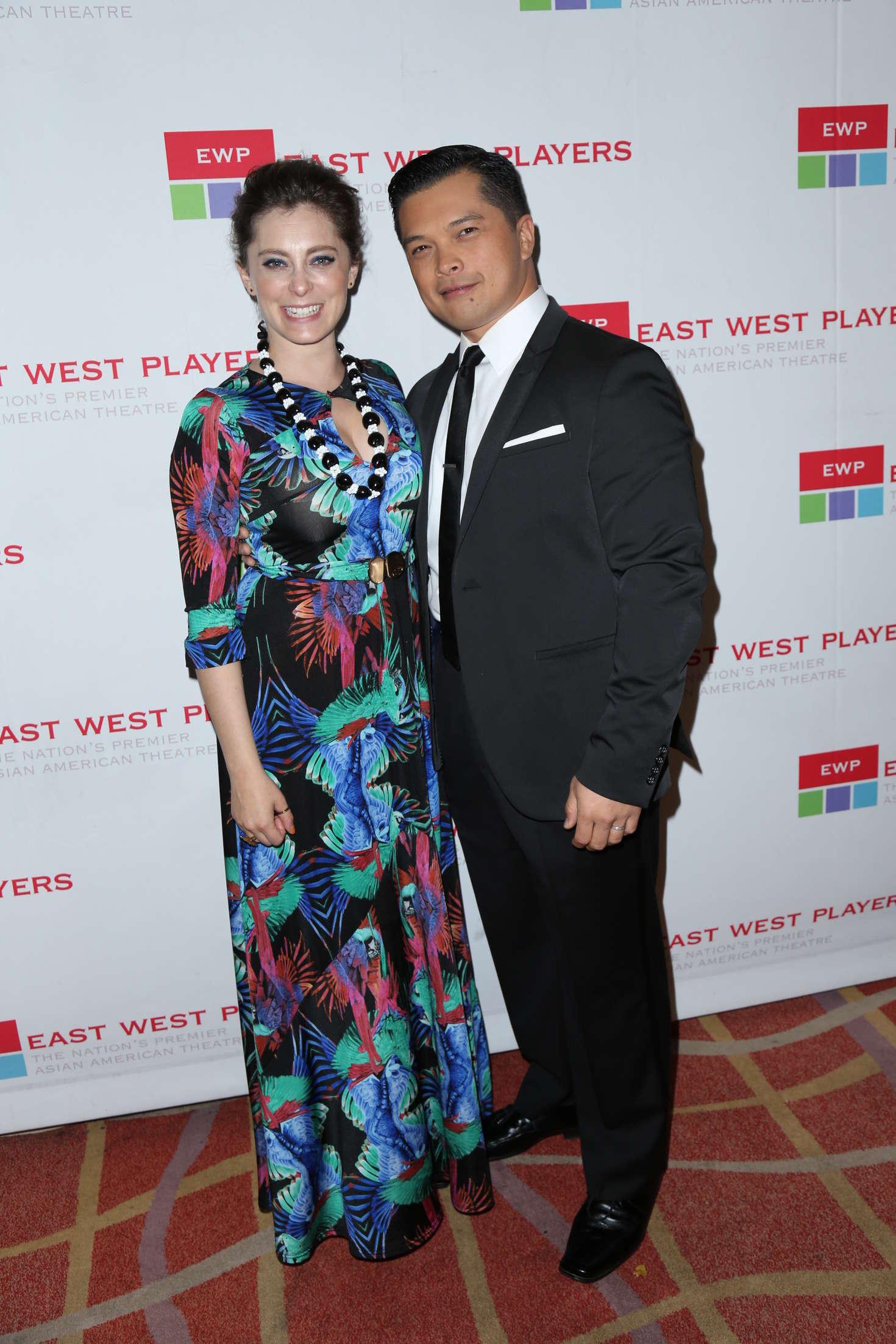 Rachel Bloom Anniversary Visionary Awards Dinner in Universal City