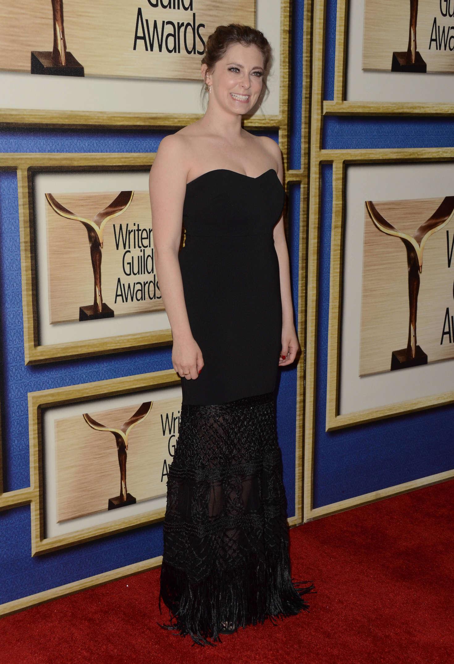 Rachel Bloom Writers Guild Awards in Los Angeles