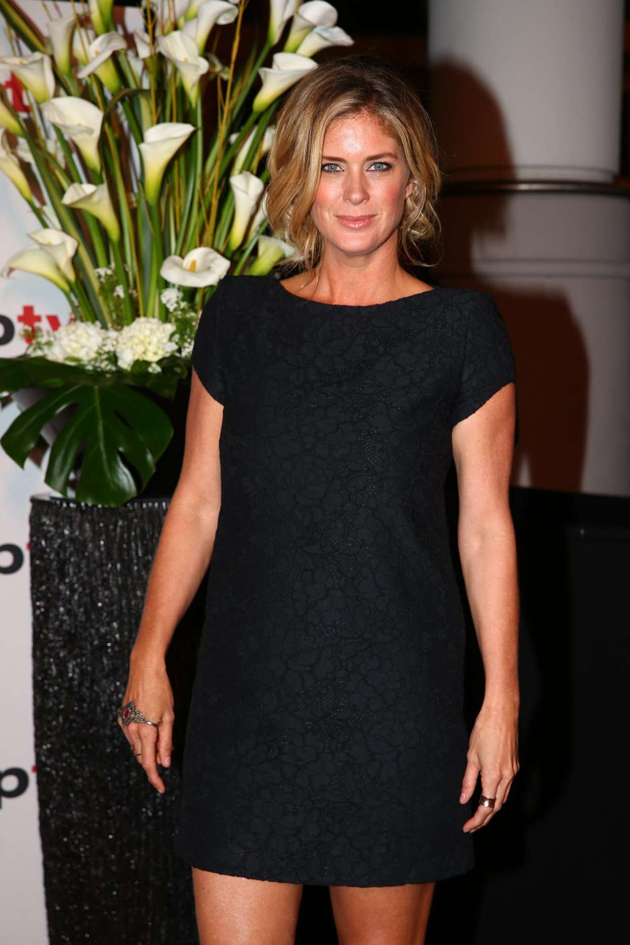 Rachel Hunter MIPTV Opening Party at Hotel Martinez in Cannes