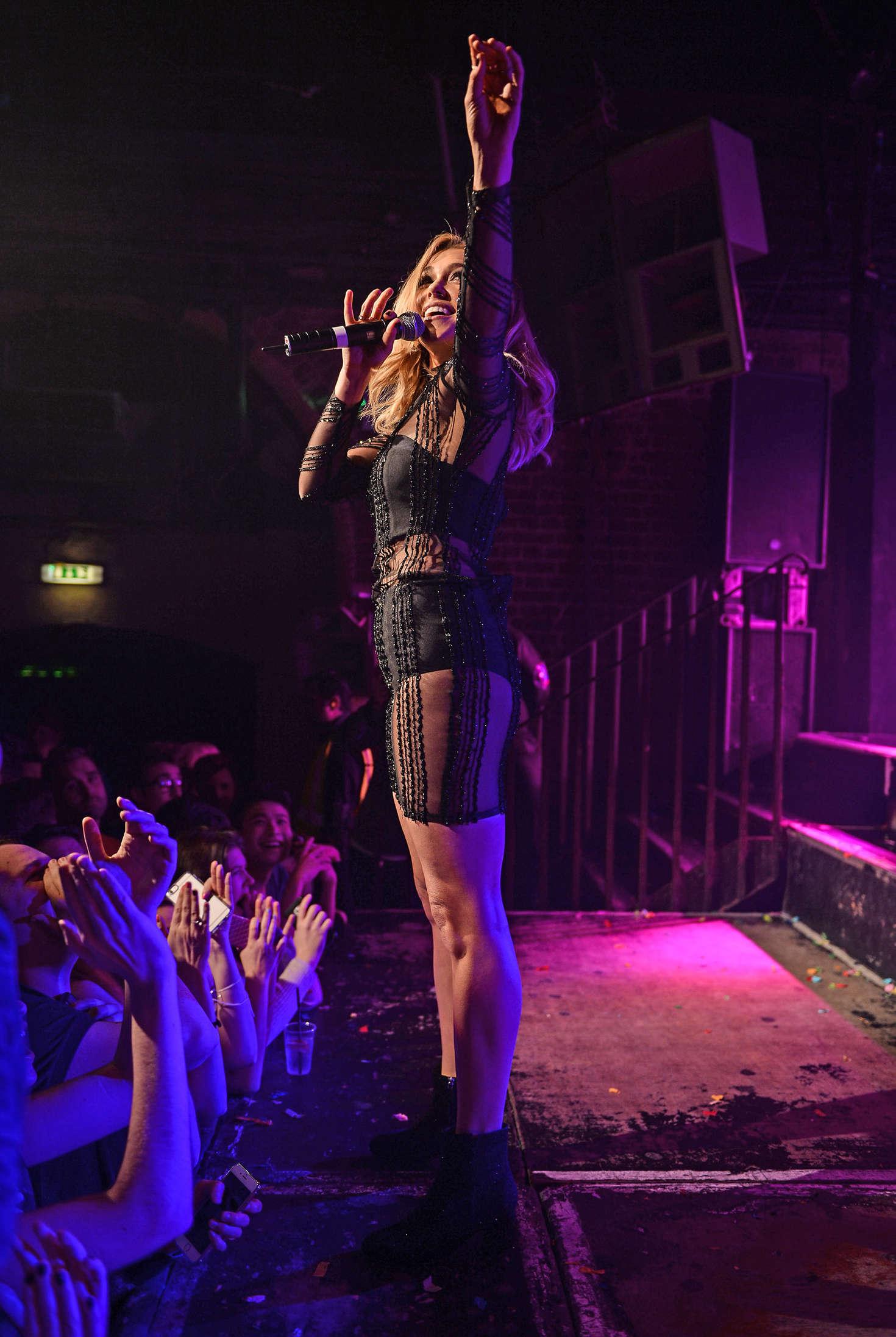 Rachel Platten Performing at G-A-Y in London