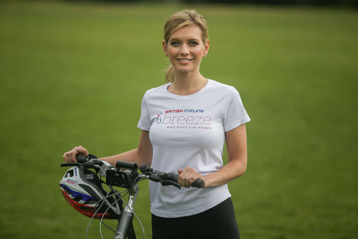 Rachel Riley Unveiled as British Cyclings Breeze Ambassador
