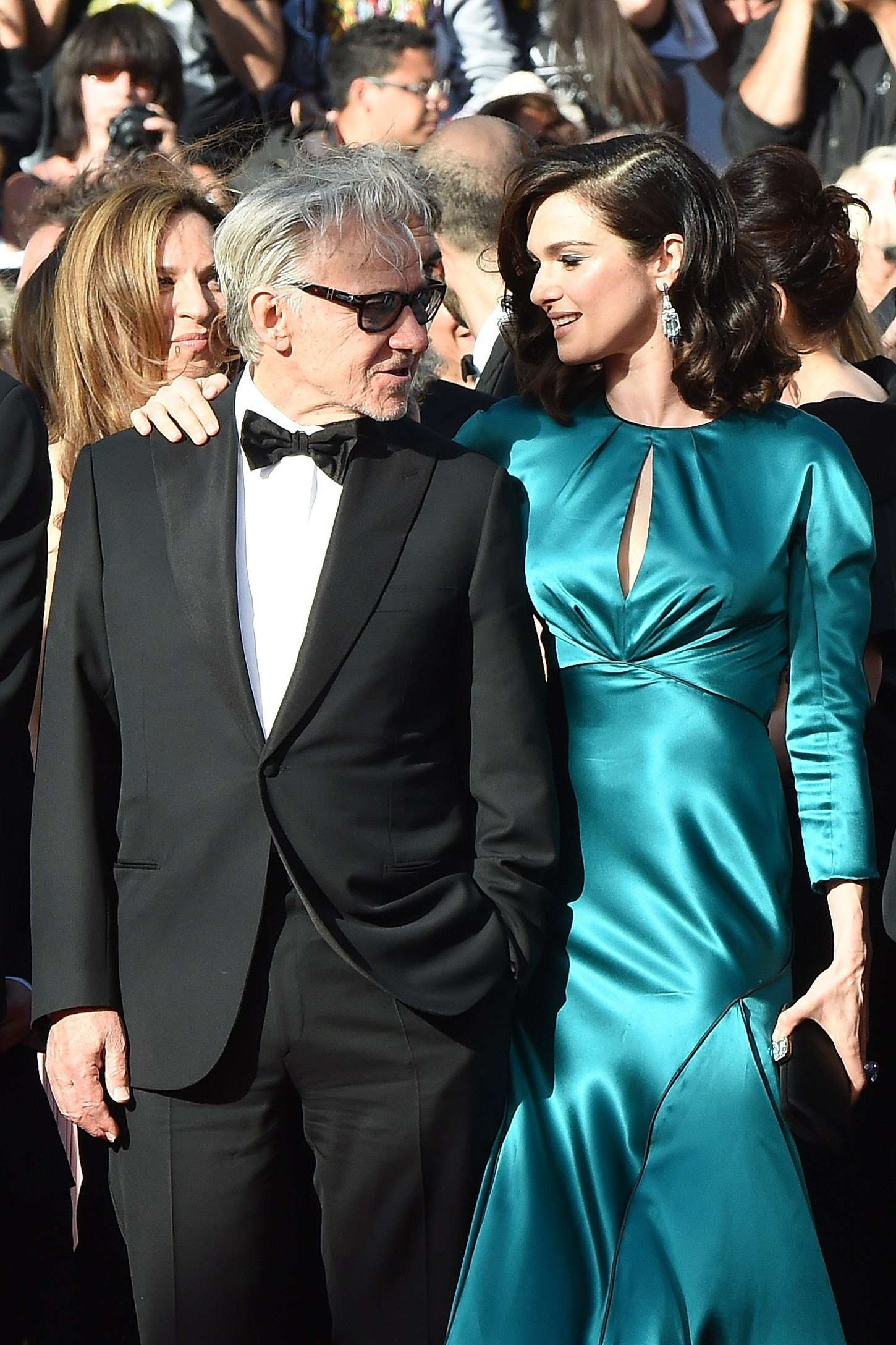 Rachel Weisz Youth Premiere in Cannes