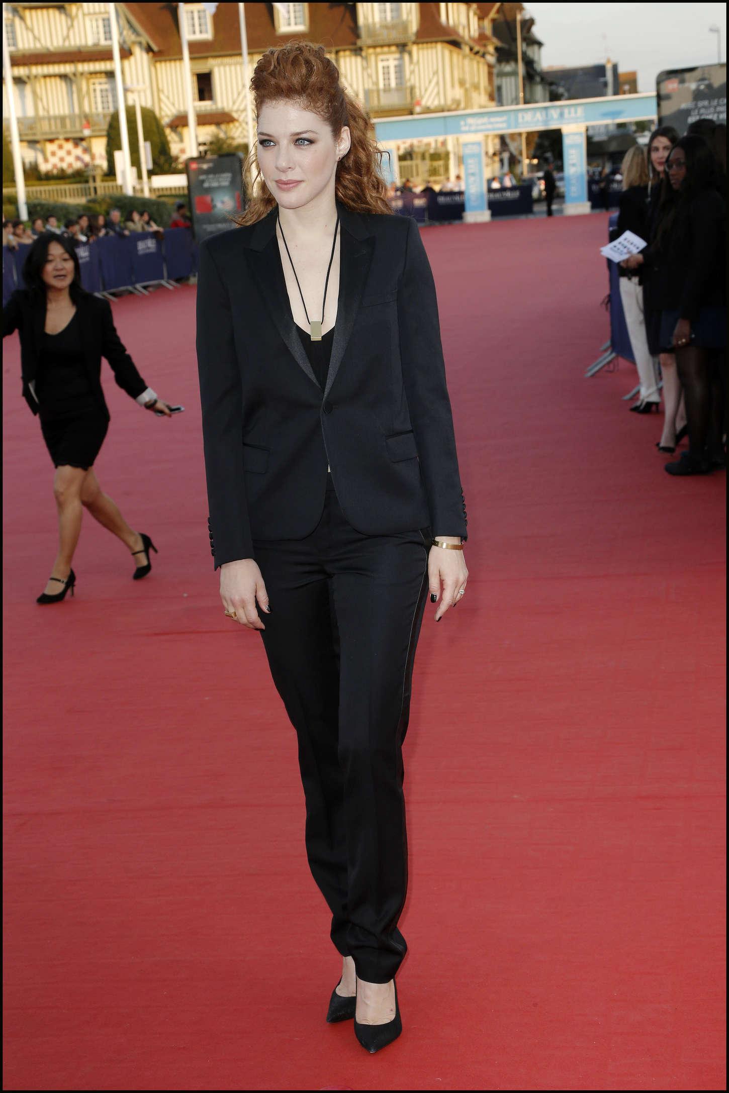 Rachelle Lefevre Mr Holmes Premiere during the Deauville American Film Festival