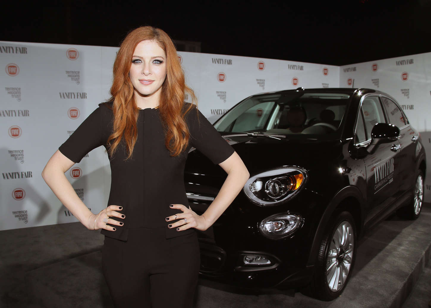 Rachelle Lefevre Vanity Fair and FIAT Celebration of Young Hollywood in Los Angeles