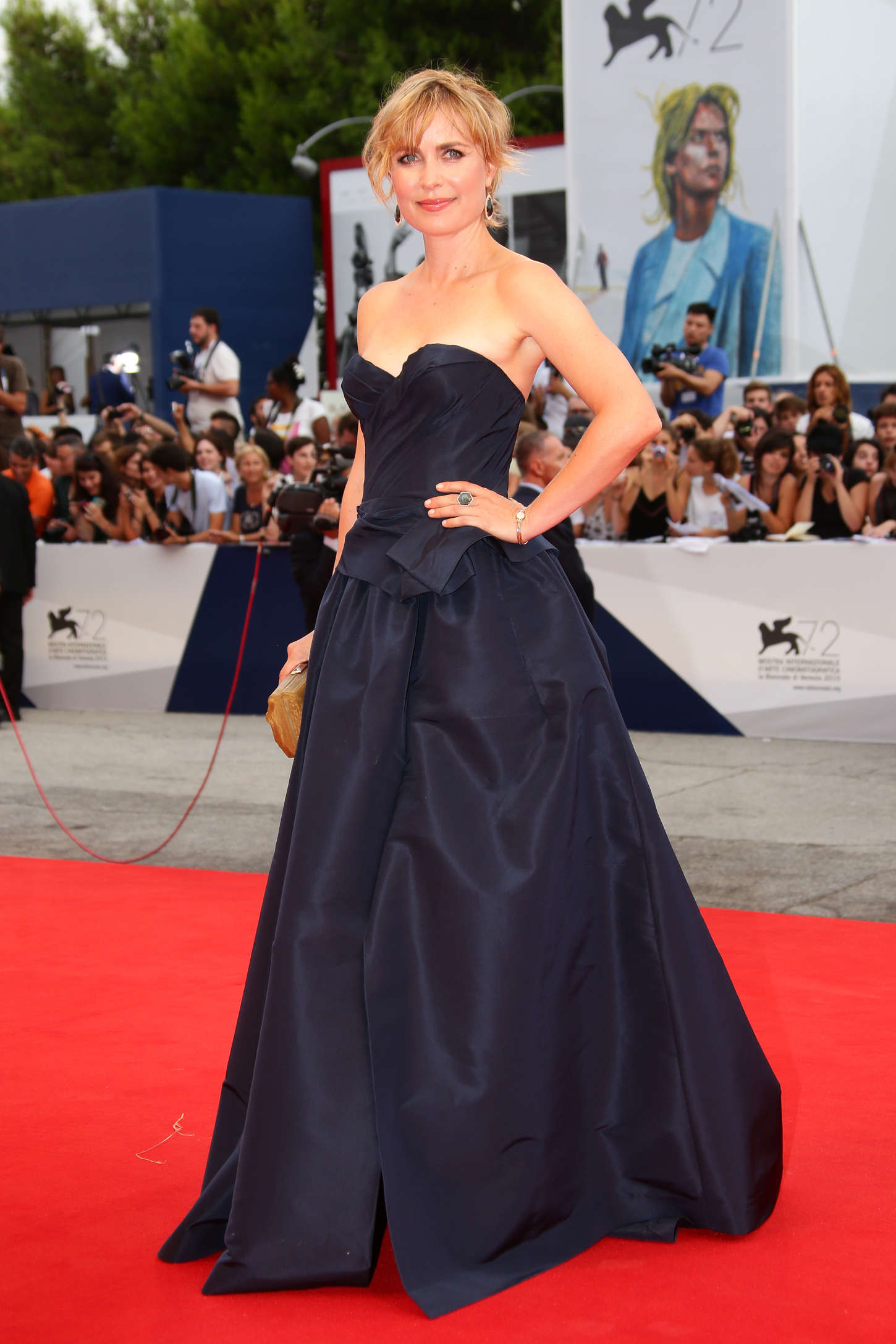 Radha Mitchell Opening Ceremony and Premiere of Everest at Venice Film Festival