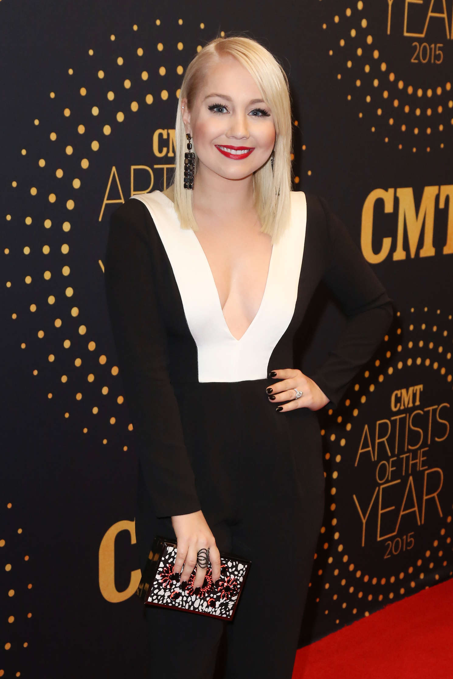RaeLynn CMT Artists of the Year in Nashville