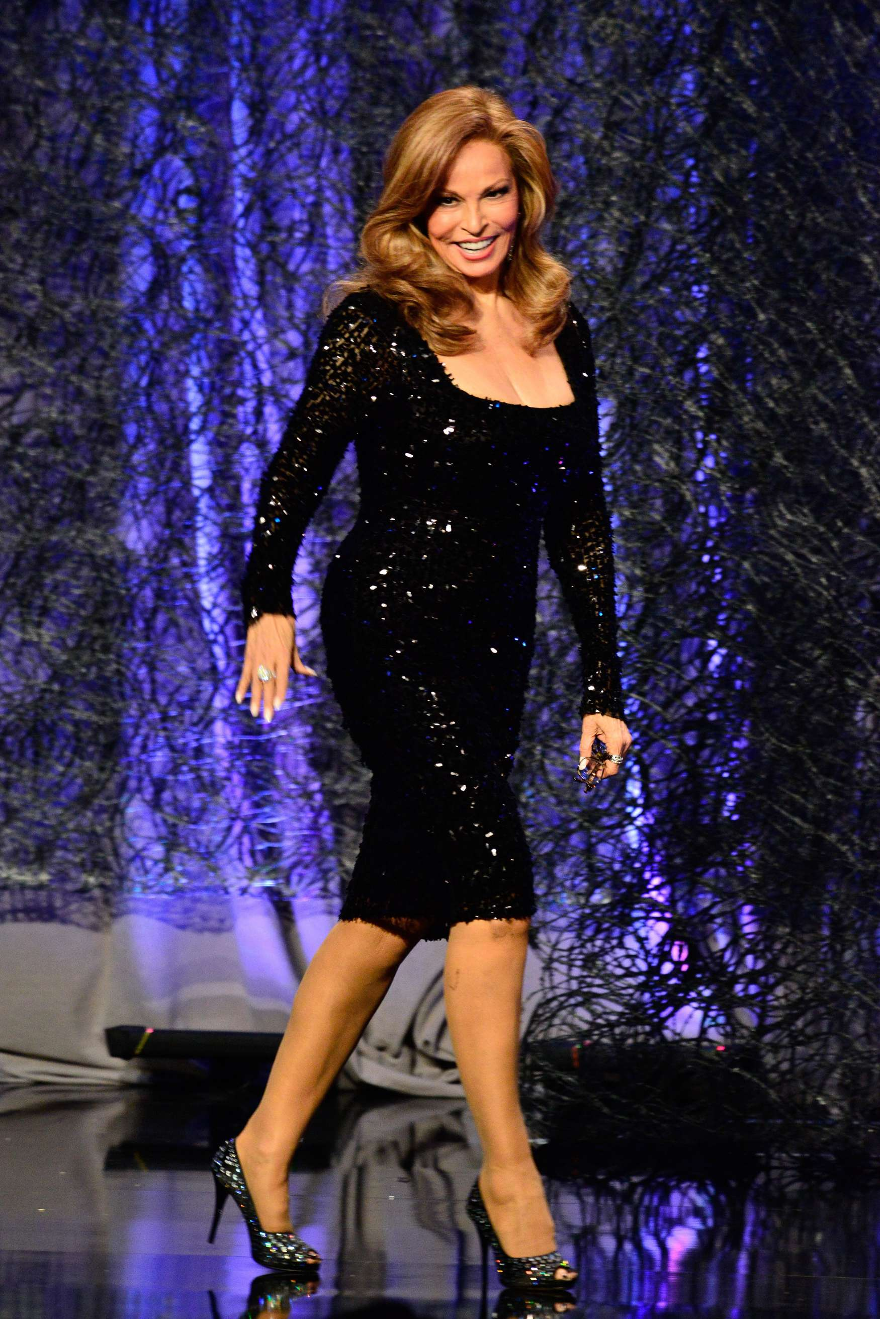 Raquel Welch Costume Designers Guild Awards in Beverly Hills