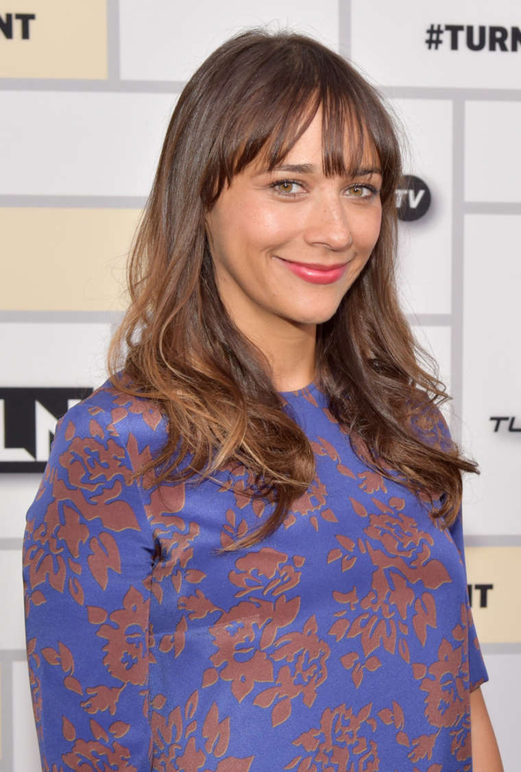 Rashida Jones Turner Upfront in New York