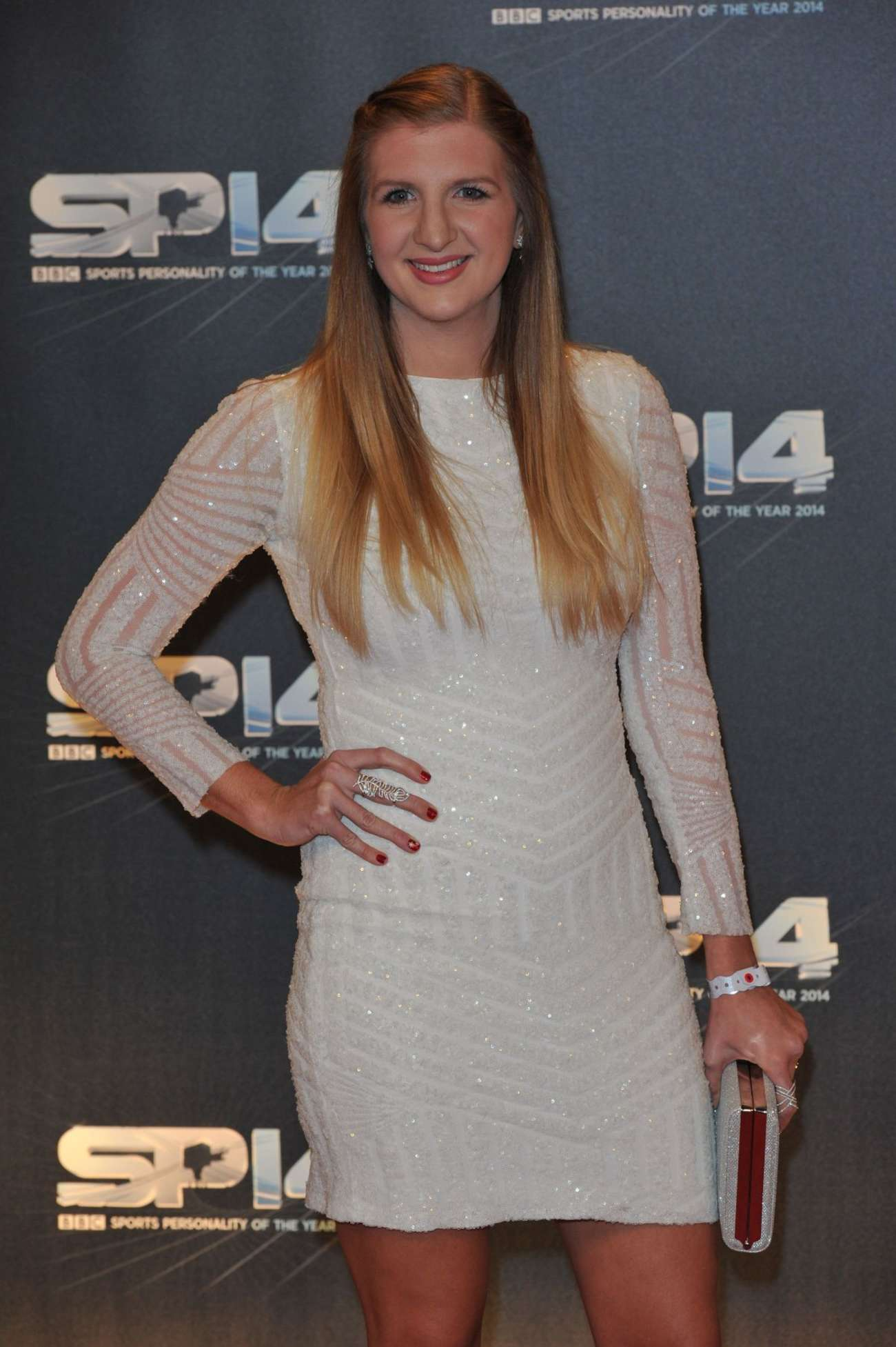 Rebecca Adlington BBC Sports Personality of the Year Awards in Glasgow