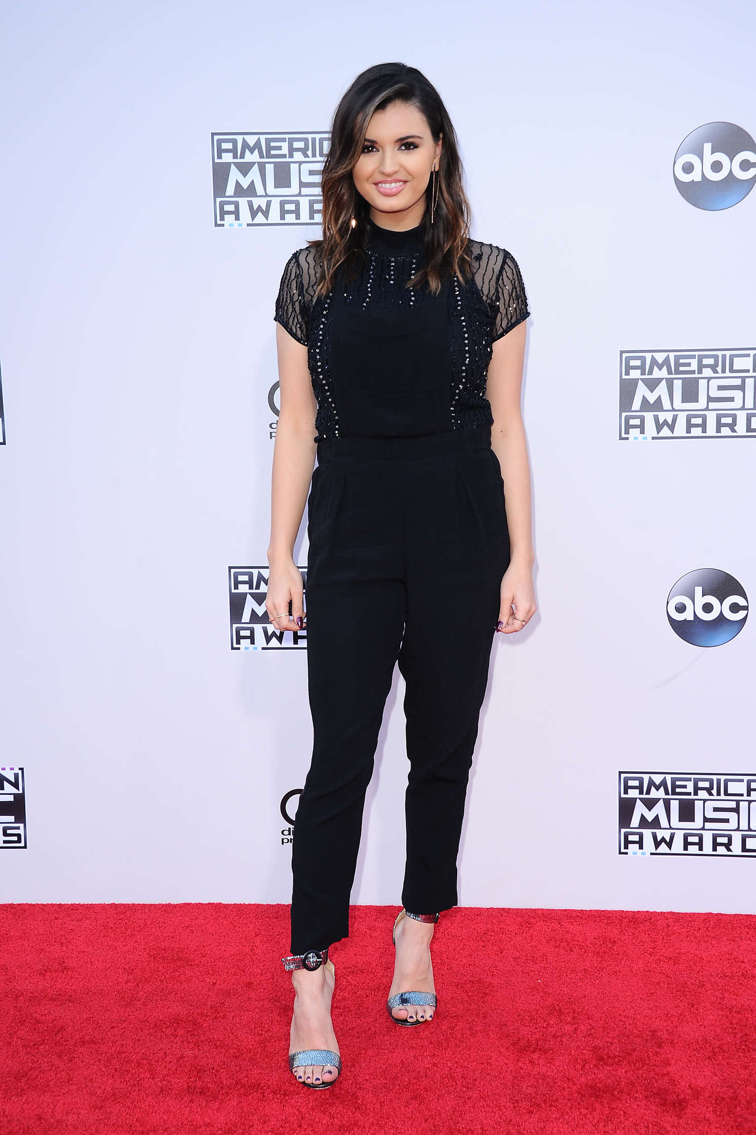 Rebecca Black American Music Awards in Los Angeles