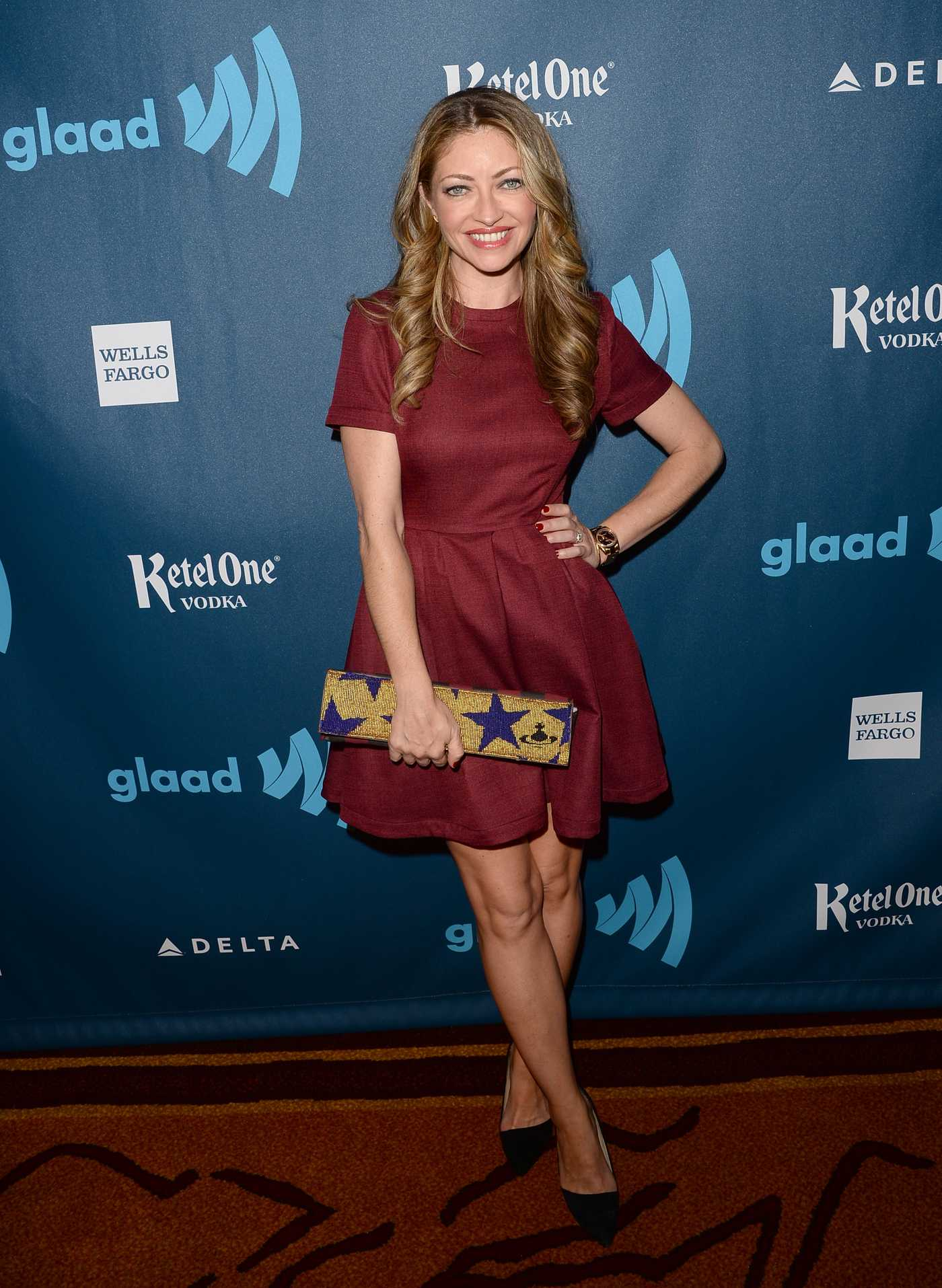 Rebecca Gayheart Annual GLAAD Media Awards in Los Angeles