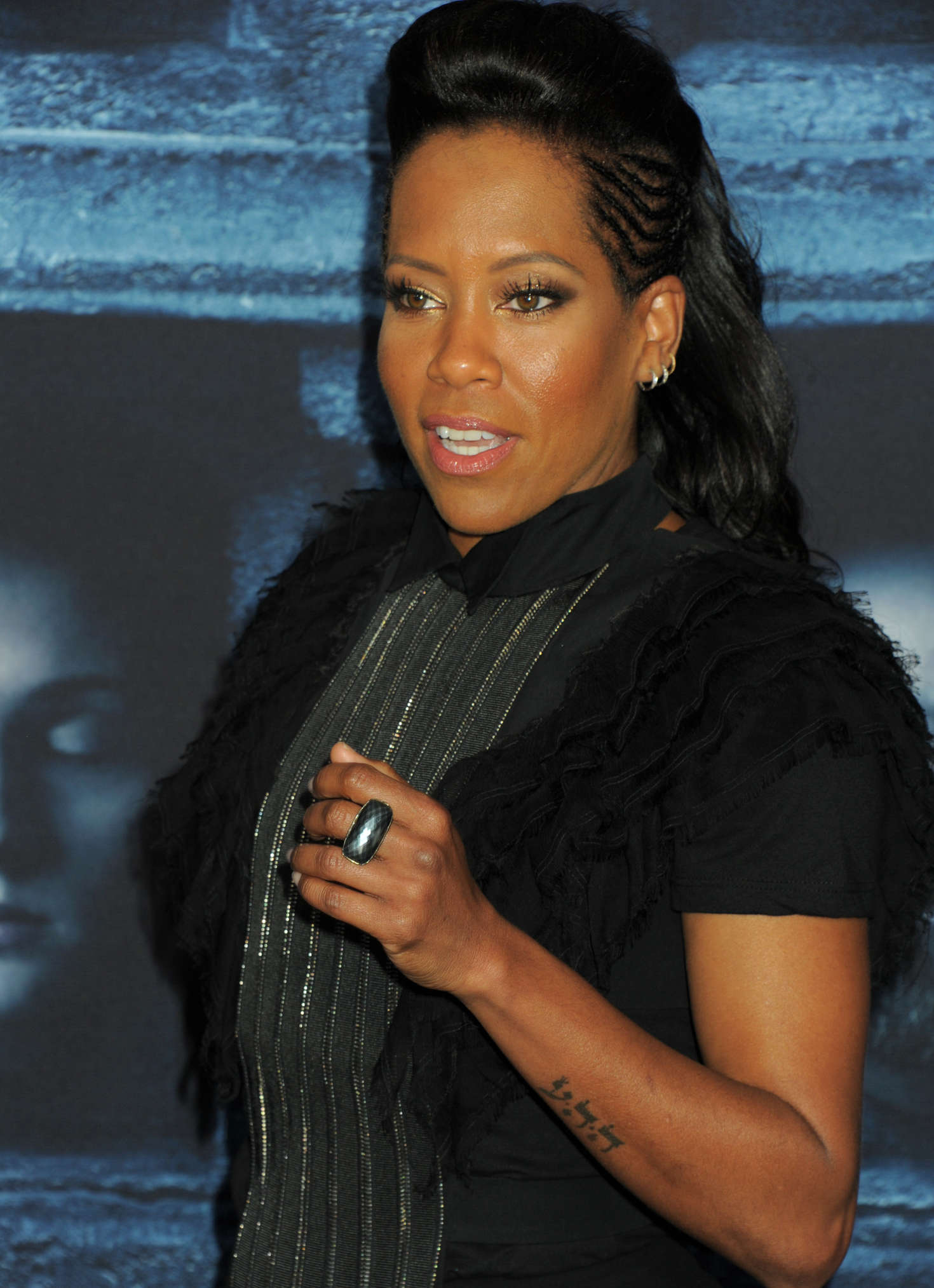 Regina King Game of Thrones Season Premiere in Hollywood