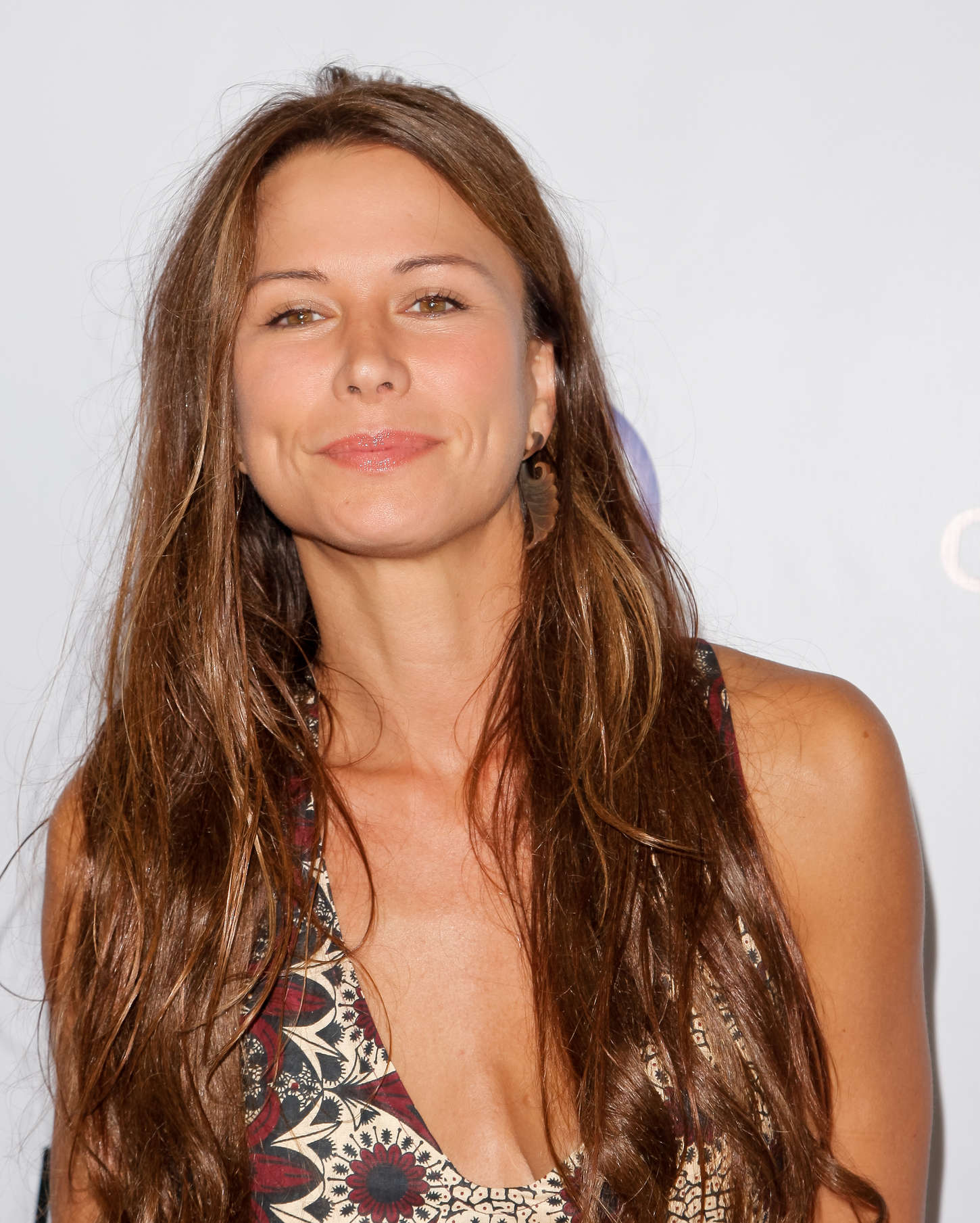Rhona Mitra GEANCO Foundations Fundraiser in Hollywood