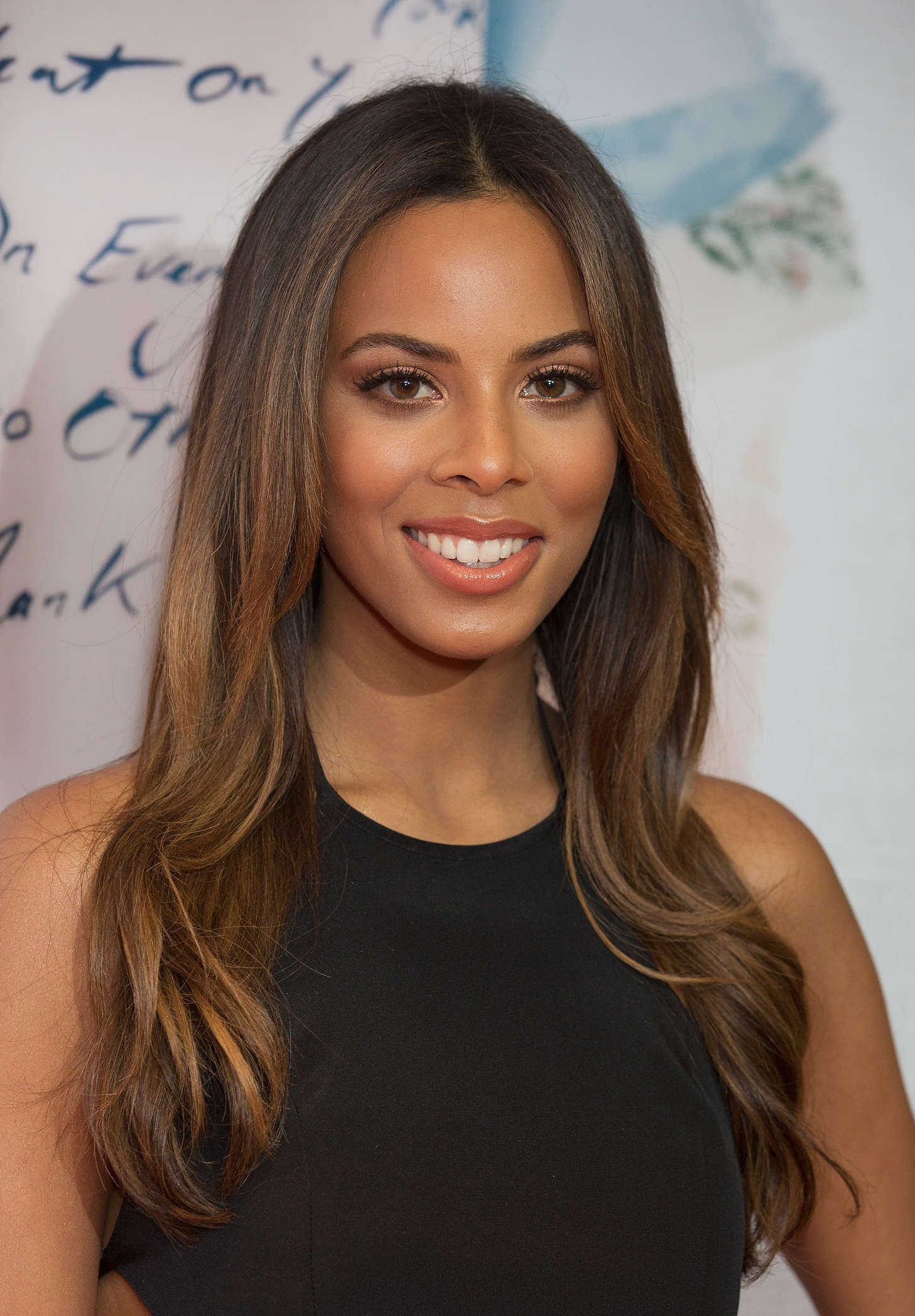 Rochelle Humes Brit Awards Nominations in London
