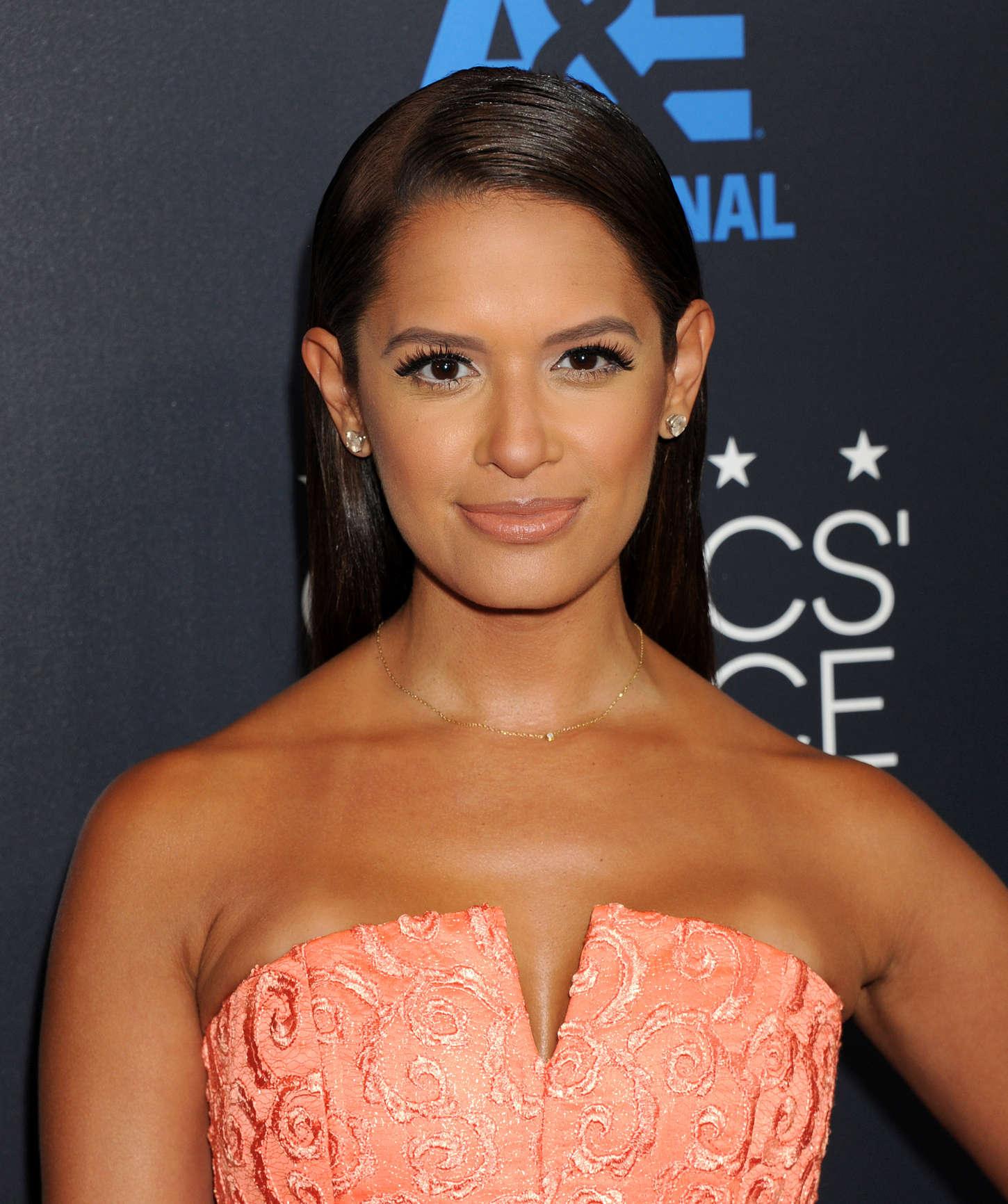 Rocsi Diaz Annual Critics Choice Television Awards in Beverly Hills