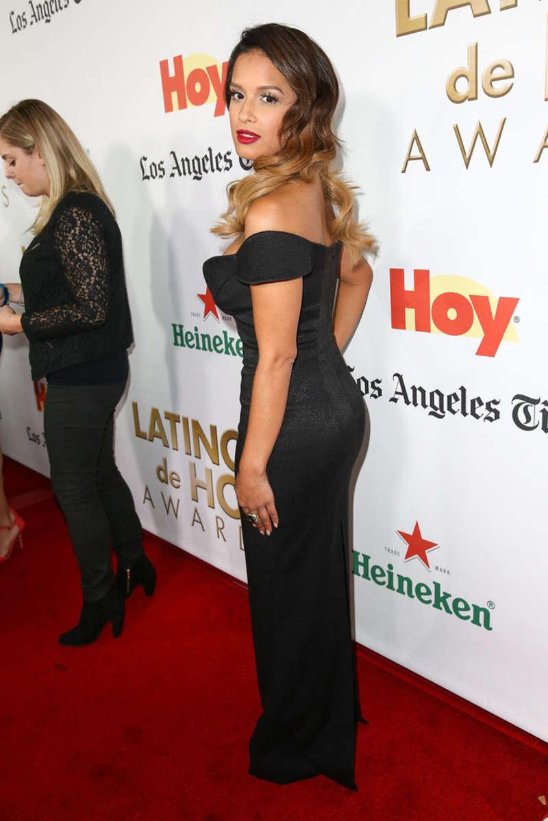 Rocsi Diaz at Latinos De Hoy Awards in Los Angeles