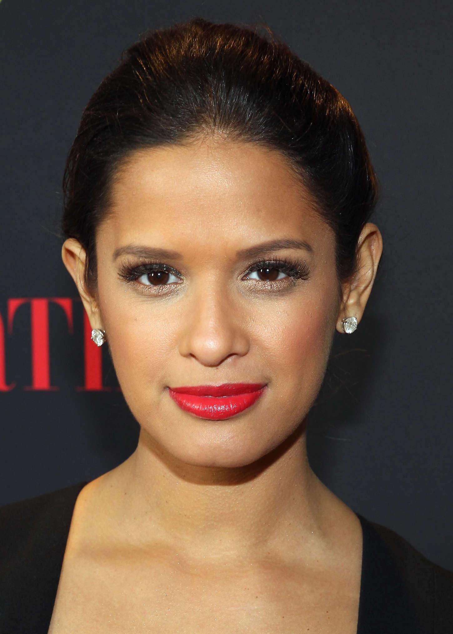 Rocsi Diaz Latina Magazines Under Party in West Hollywood
