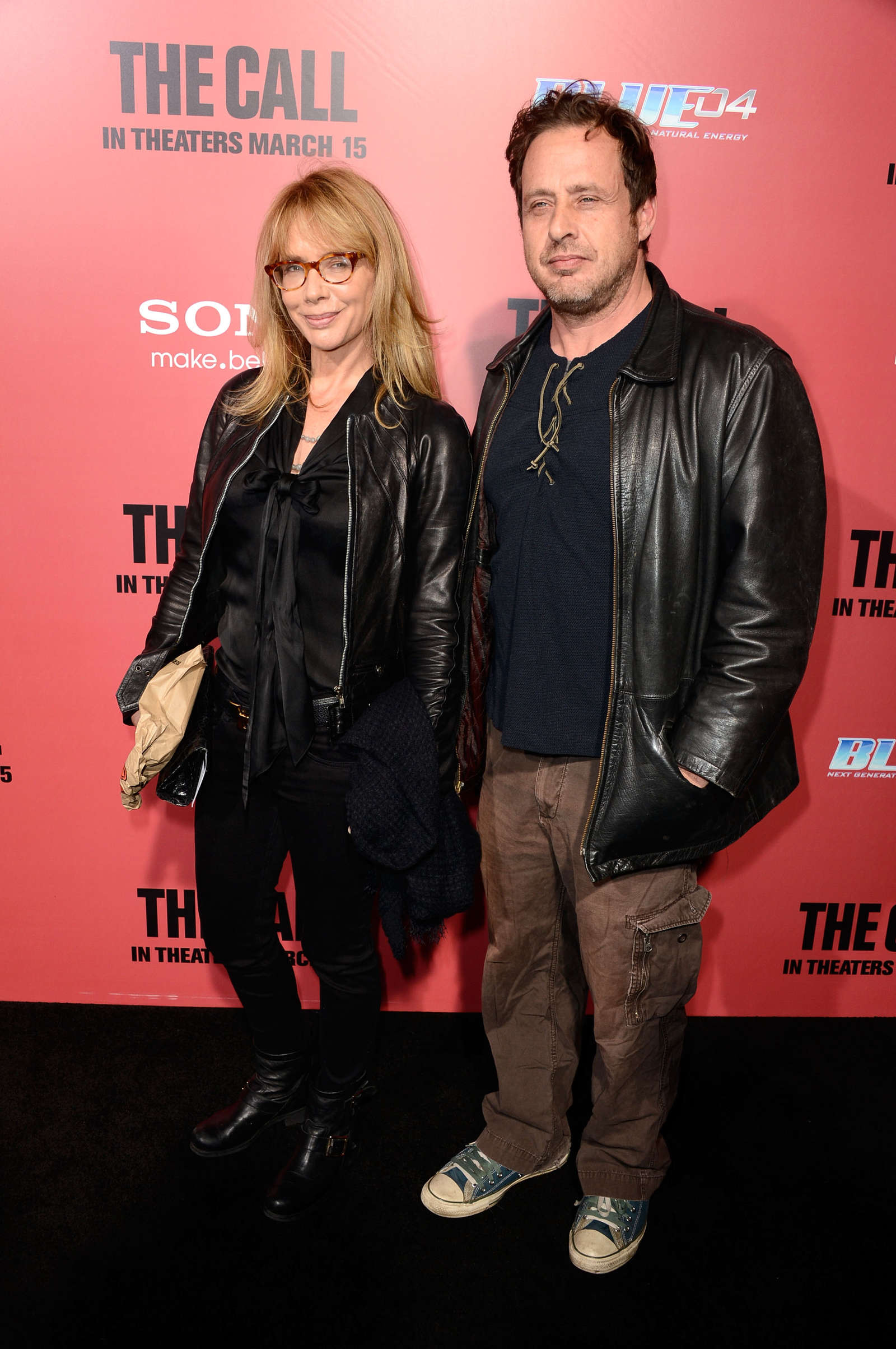 Rosanna Arquette The Call Premiere at ArcLight Cinemas in Hollywood