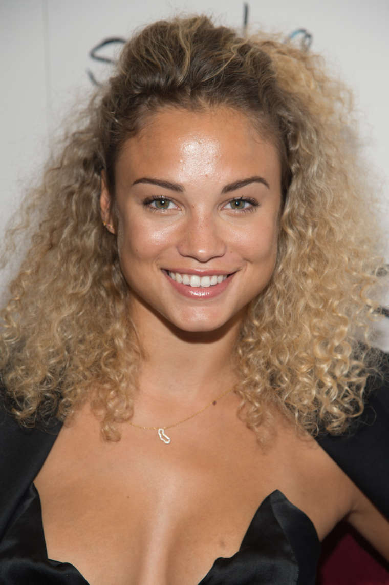 Rose Bertram Samba Premiere in New York City