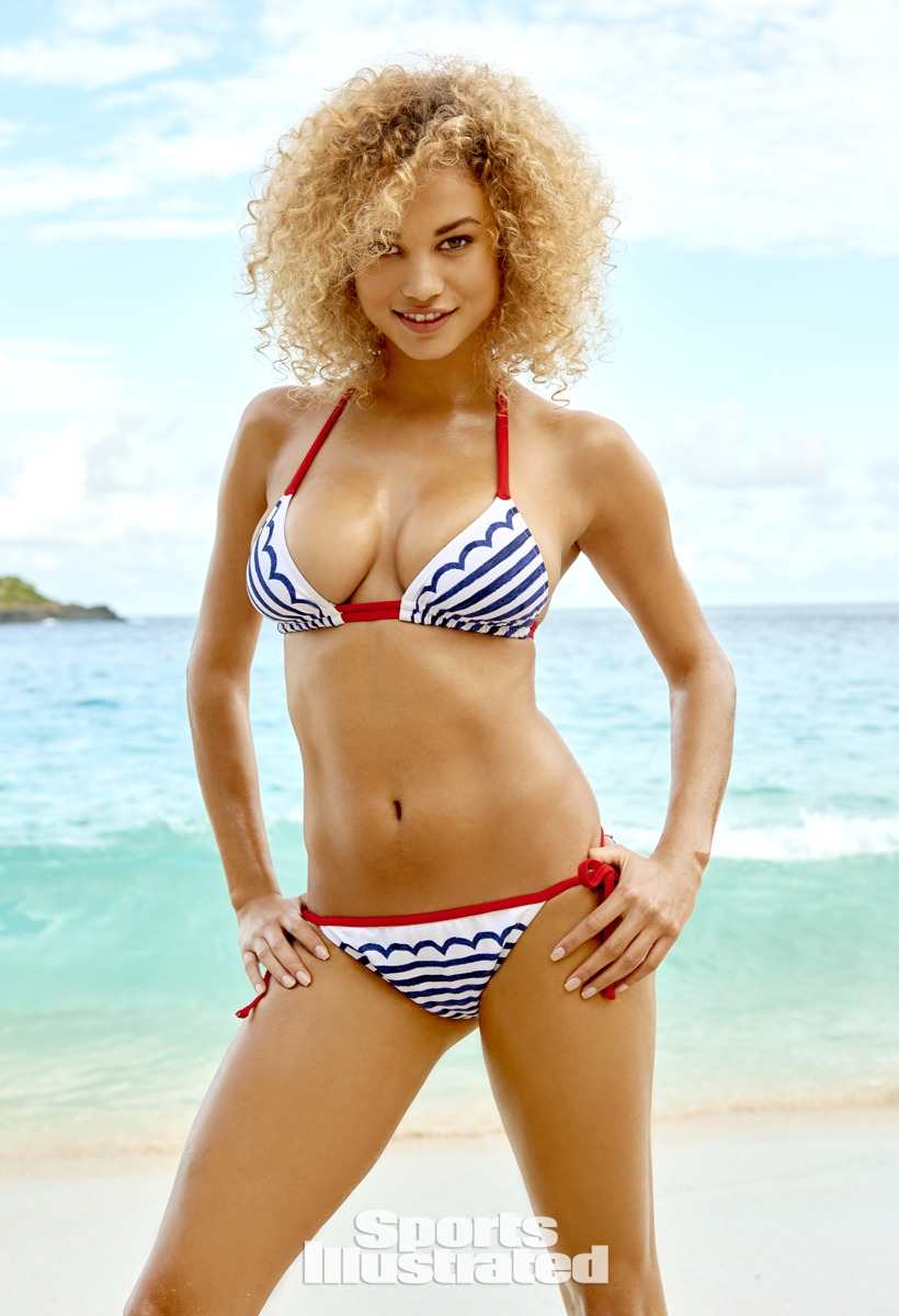 Rose Bertram Sports Illustrated Swimsuit
