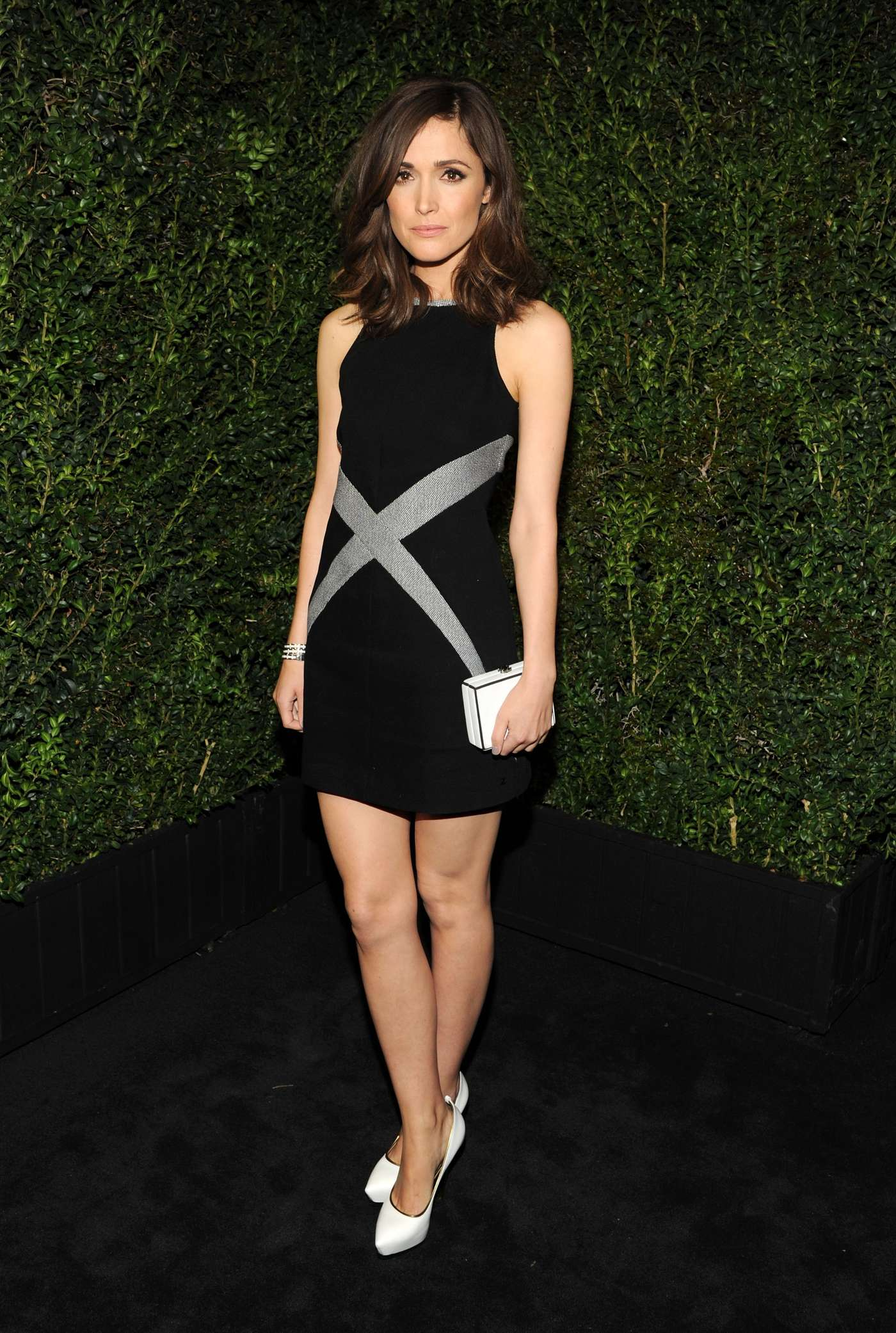 Rose Byrne Chanel Pre-Oscar Dinner Party