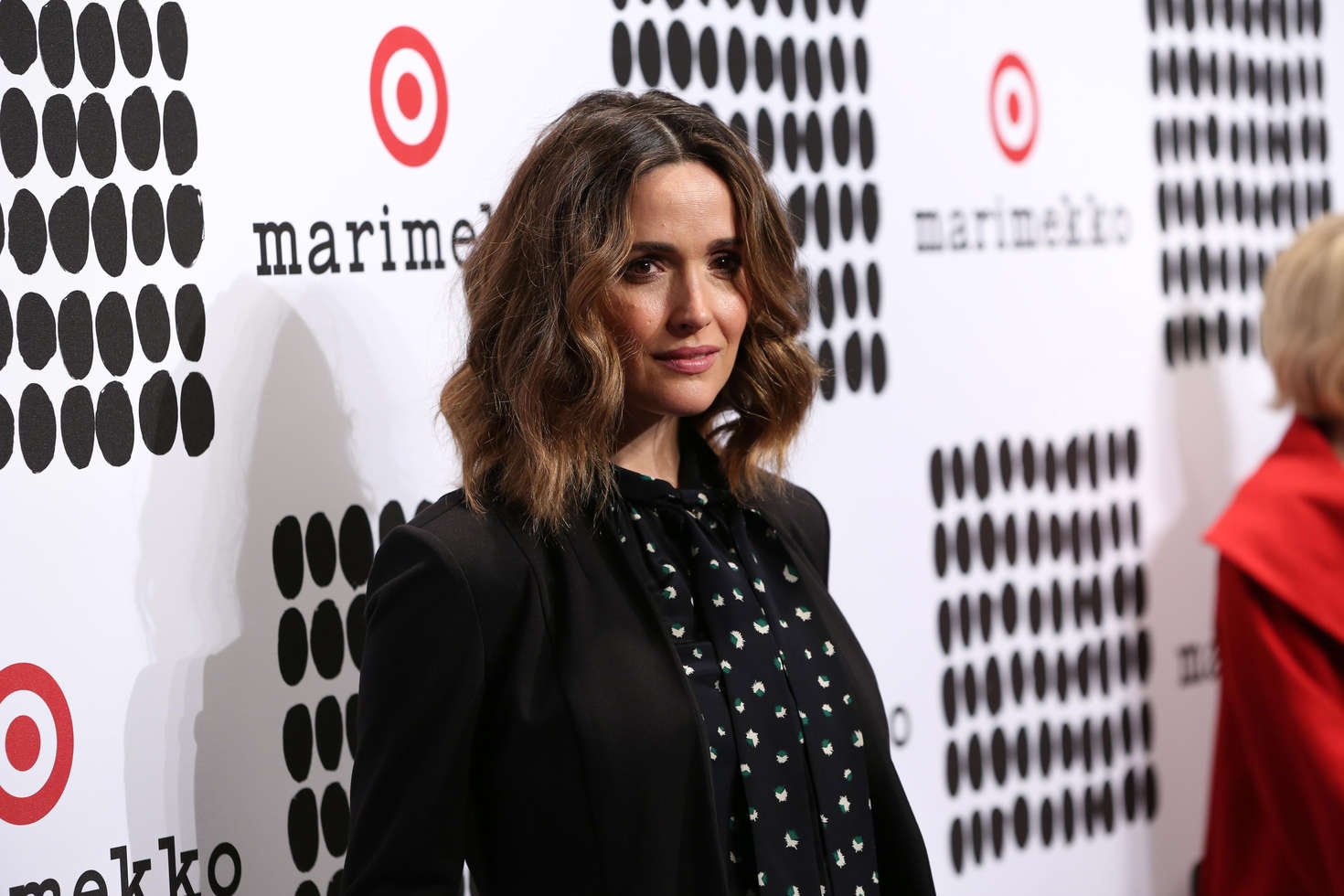 Rose Byrne Marimekko For Target Launch in New York