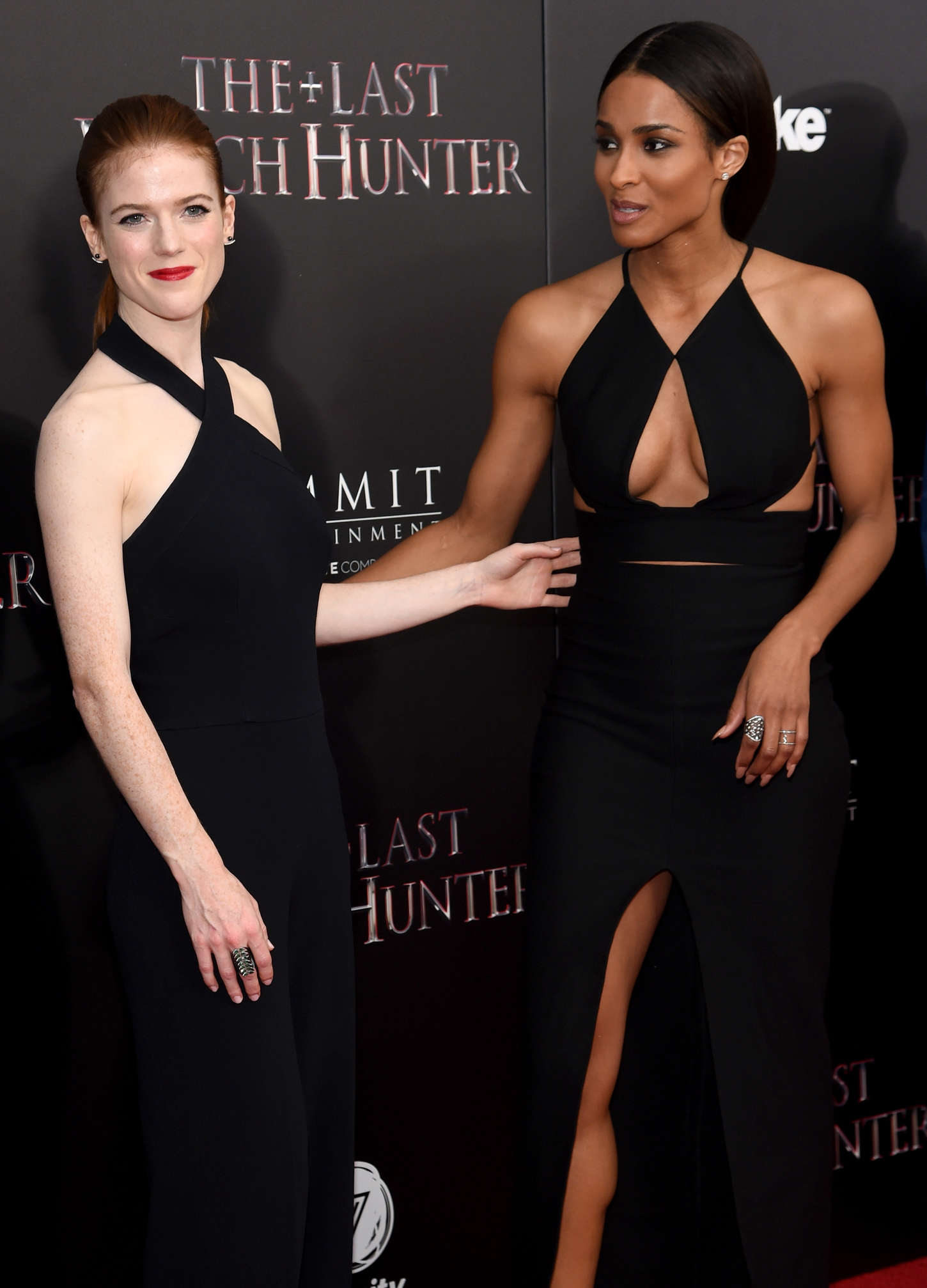 Rose Leslie The Last Witch Hunter Premiere in New York