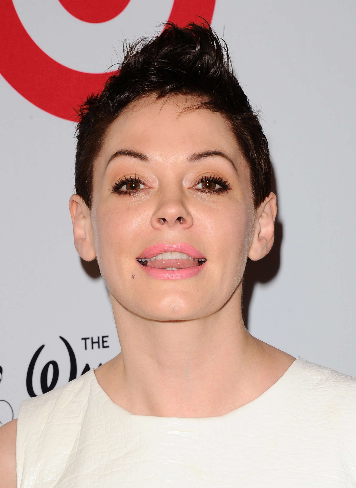 Rose McGowan Annual GLSEN Respect Awards in Beverly Hills