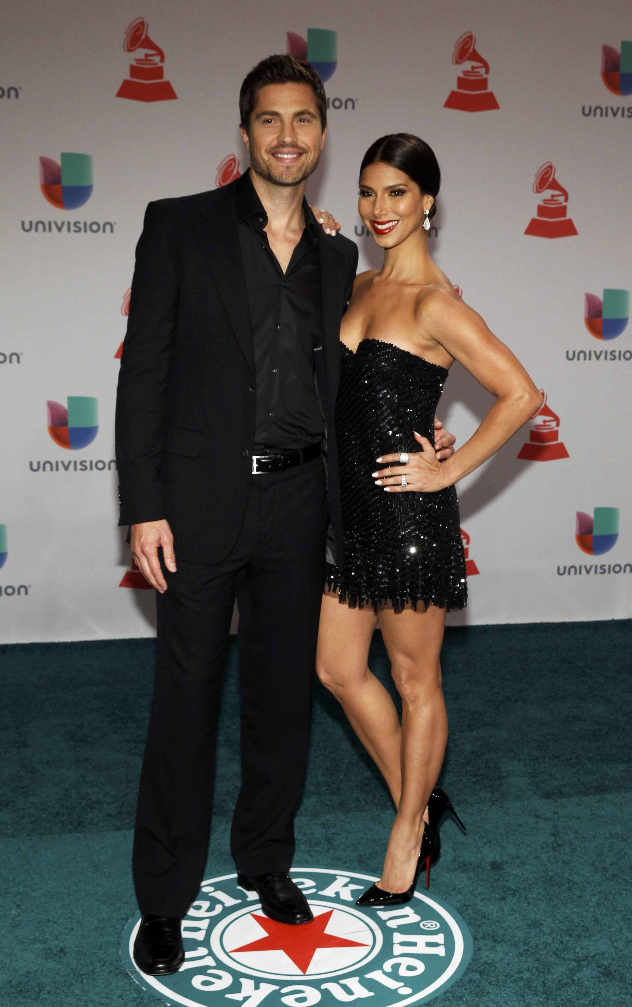 Roselyn Sanchez Annual Latin Grammy Awards in Las Vegas