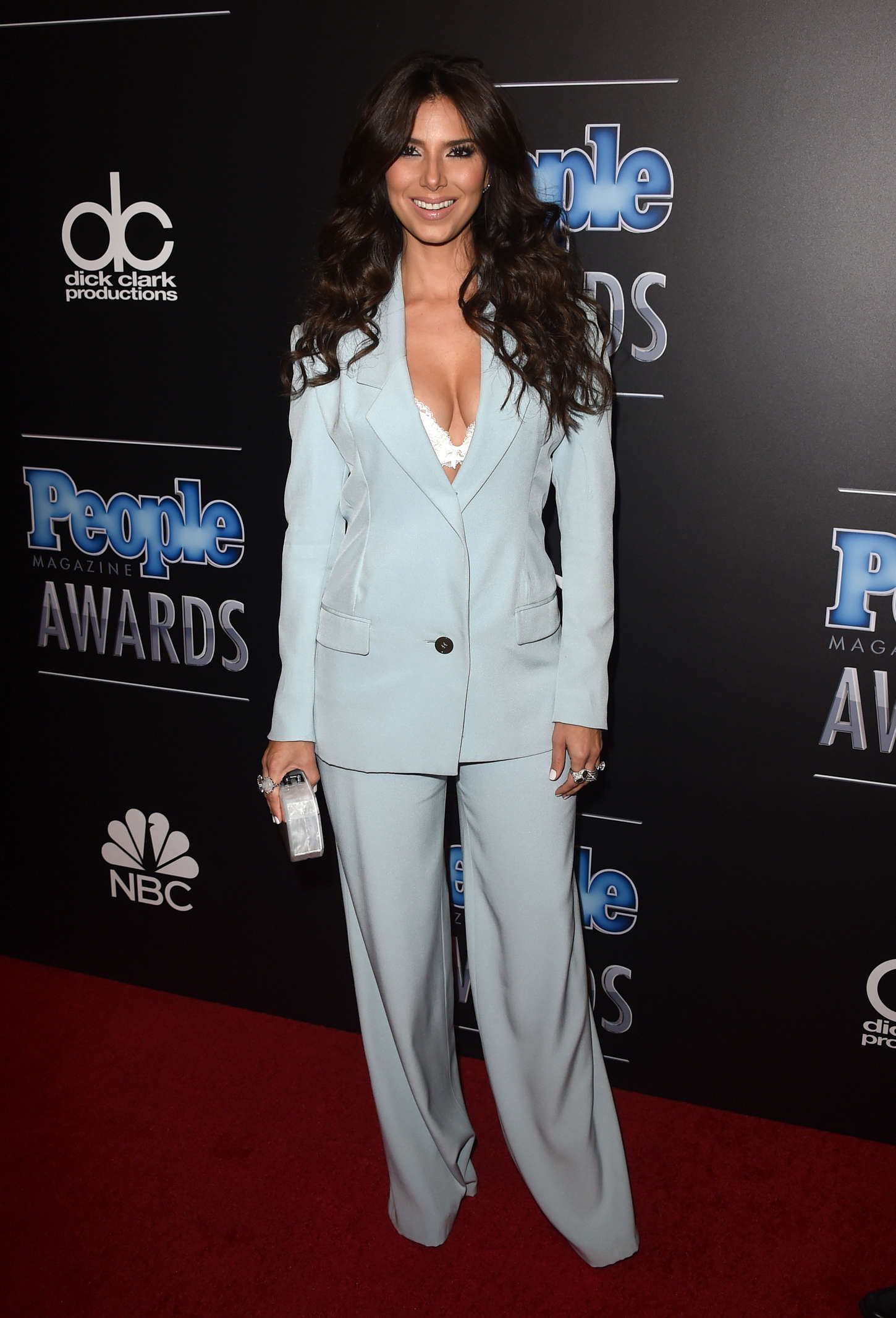Roselyn Sanchez PEOPLE Magazine Awards in Beverly Hills