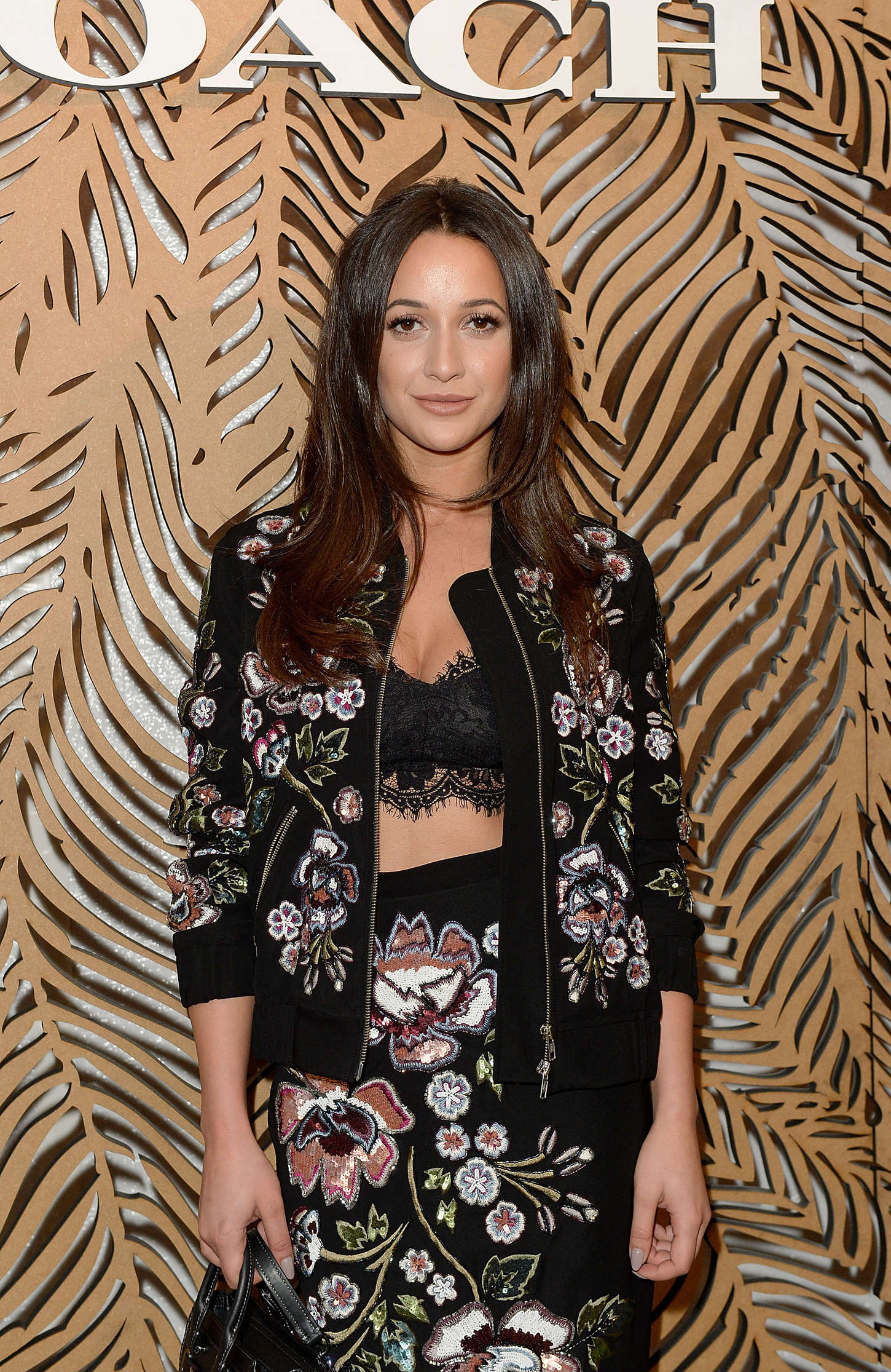 Roxie Nafousi Stuart Vevers Hosts The Launch Of Coach at Selfridges in London