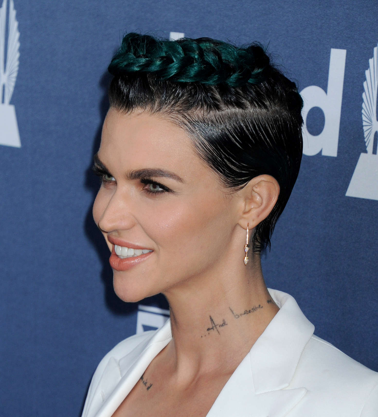 Ruby Rose Annual GLAAD Media Awards in Beverly Hills