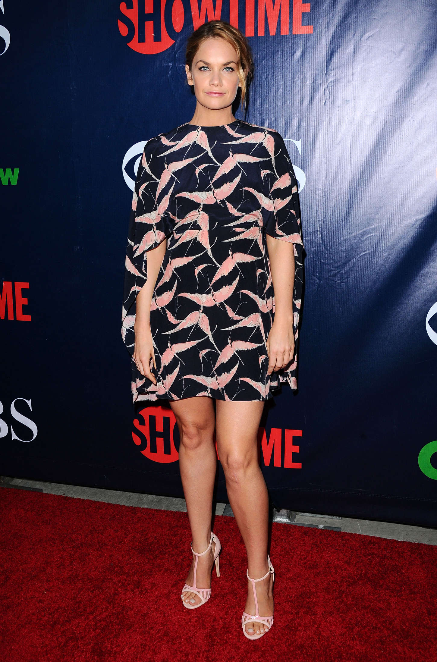 Ruth Wilson CBS CW and Showtime TCA Summer Press Tour Party in Los Angeles