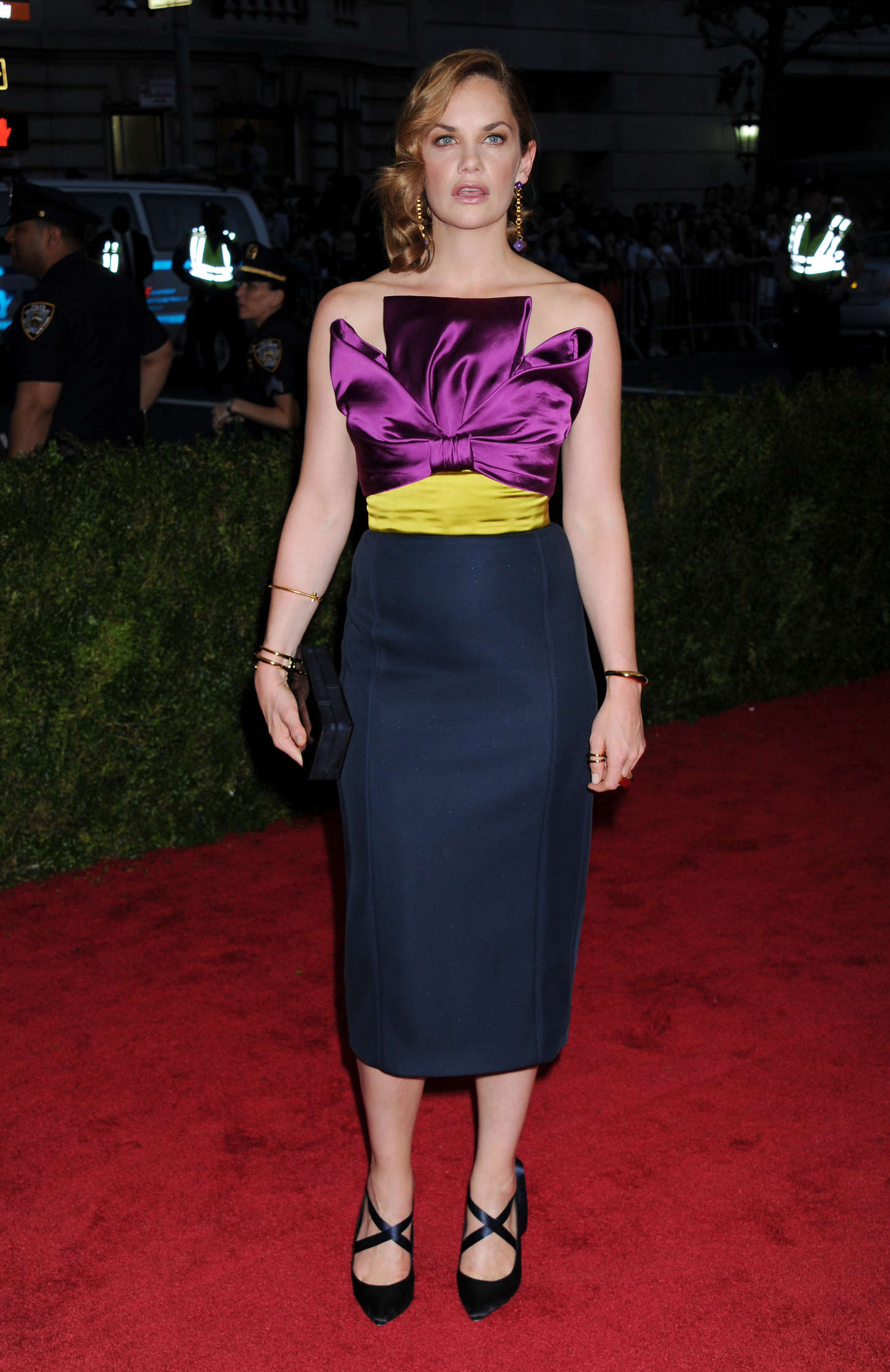 Ruth Wilson China Through The Looking Glass Costume Institute Benefit Gala in New York