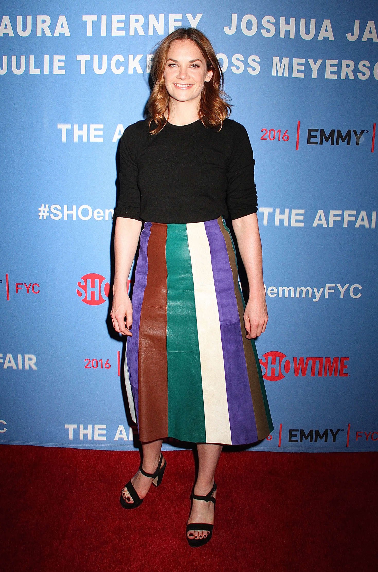 Ruth Wilson FYC Awards Screening and Conversation With The Affair Team in New York