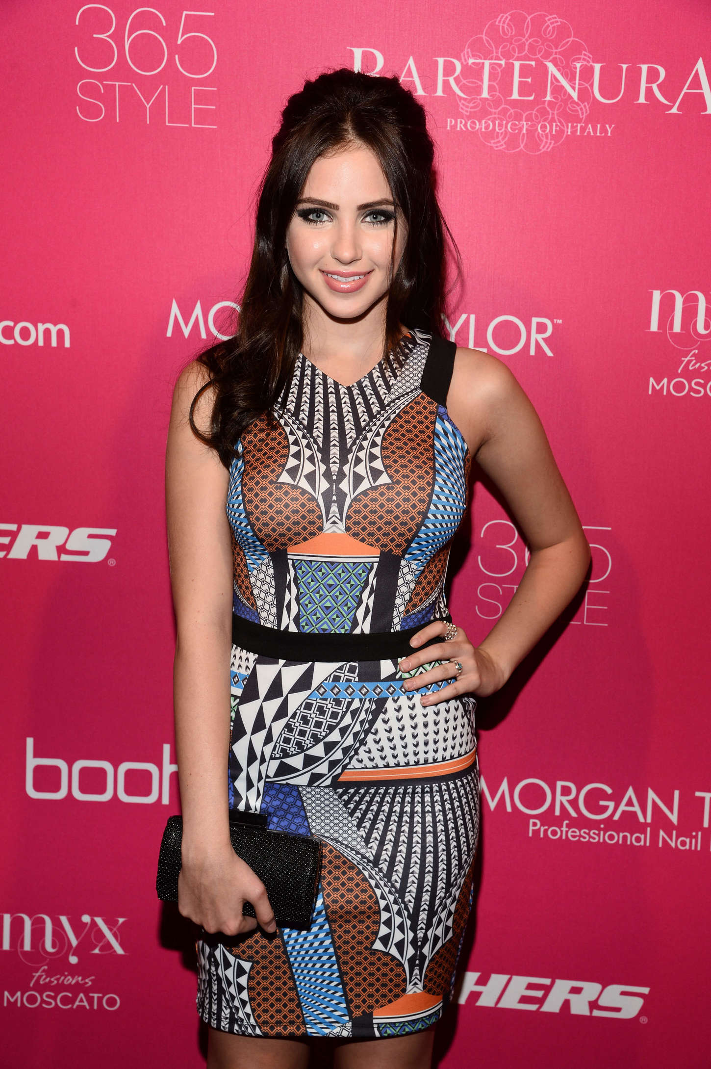 Ryan Newman OK! Fashion Week Event in New York