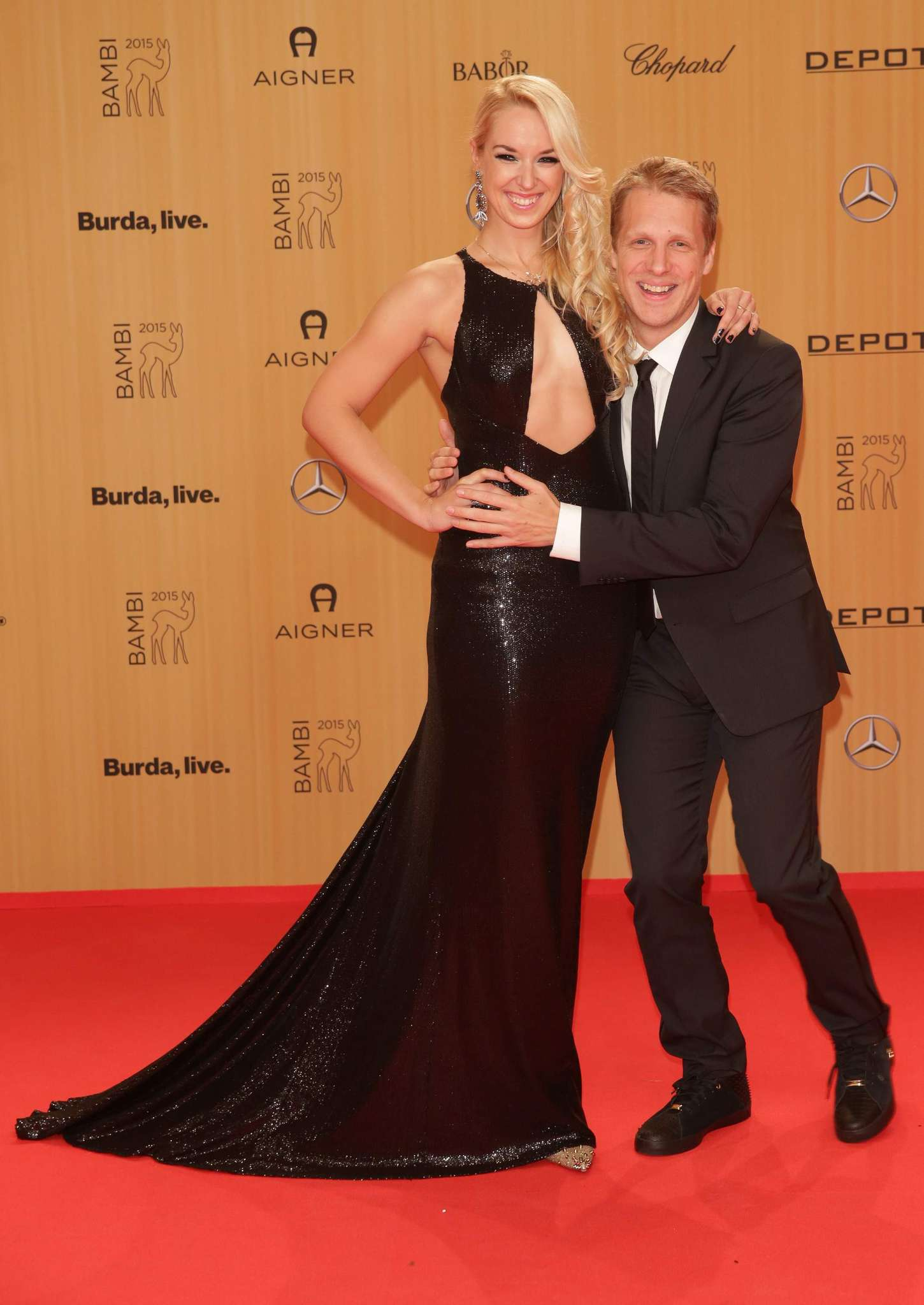 Sabine Lisicki Bambi Awards in Berlin