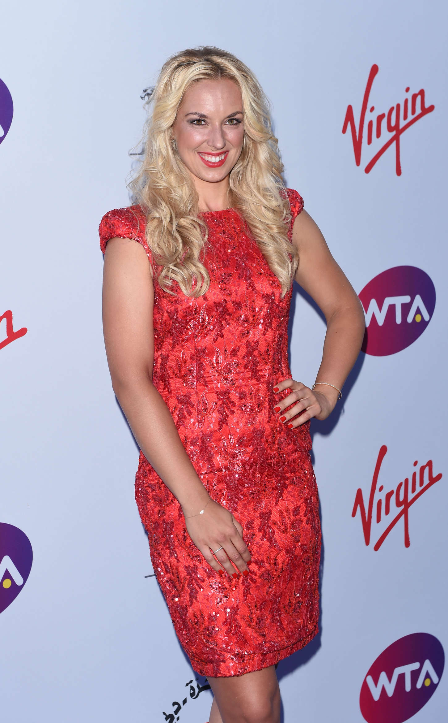 Sabine Lisicki WTA Pre-Wimbledon Party in London