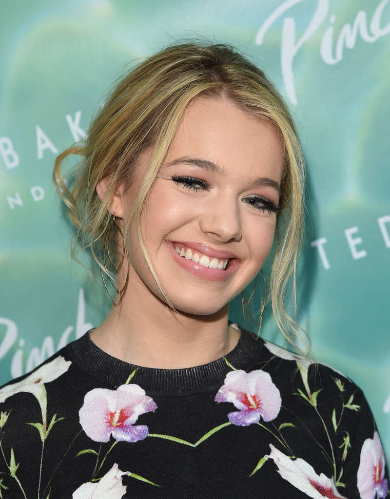 Sadie Calvano Ted Baker London SS15 Collection Launch in Beverly Hills