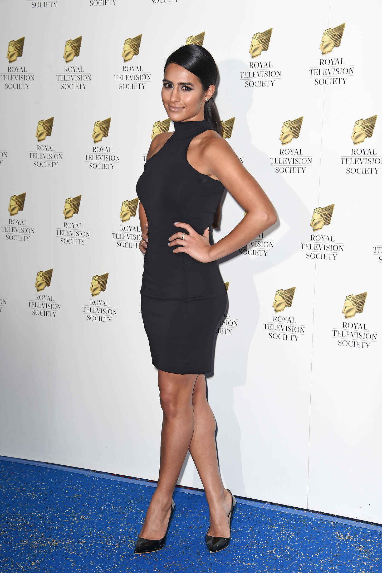 Sair Khan Royal Television Society Programme Awards in London