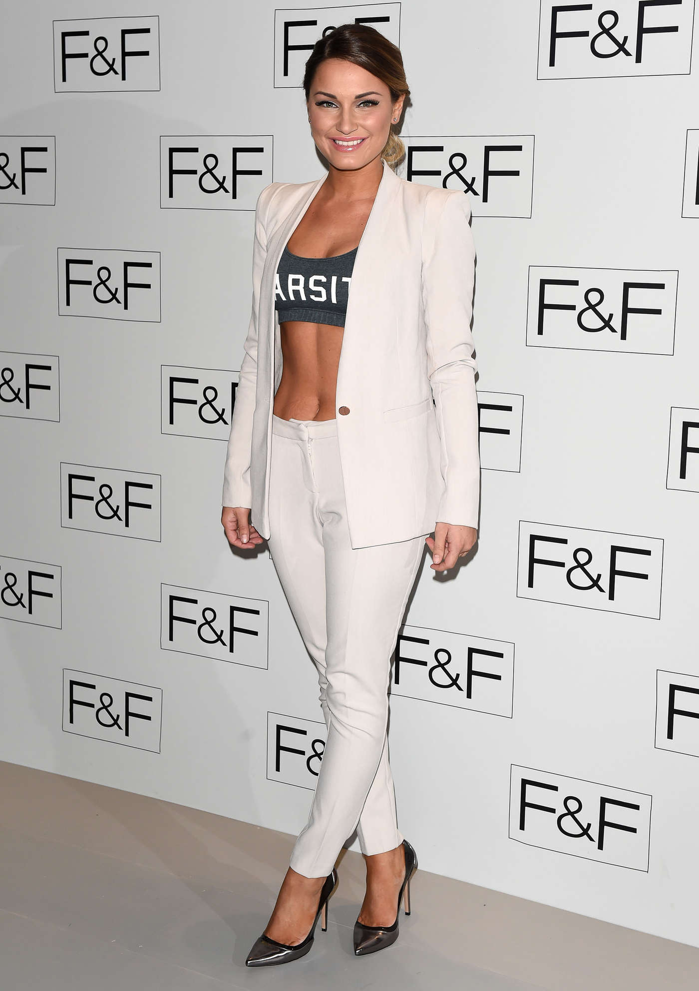 Sam Faiers FF Fashion Show in London