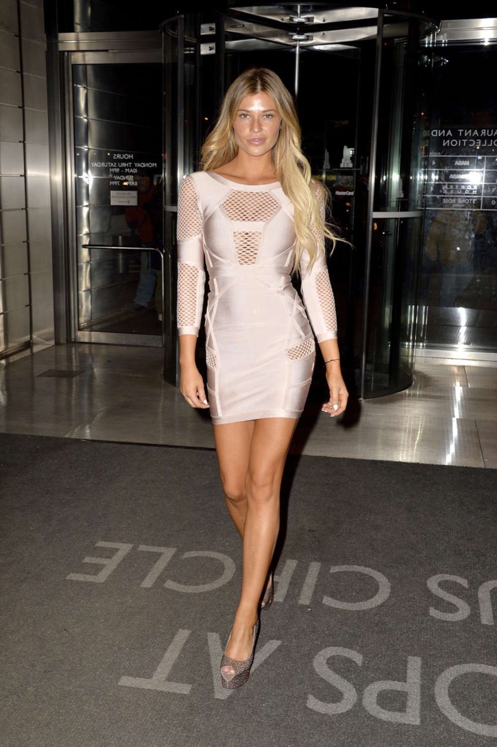 Samantha Hoopes Run All Night Premiere in New York