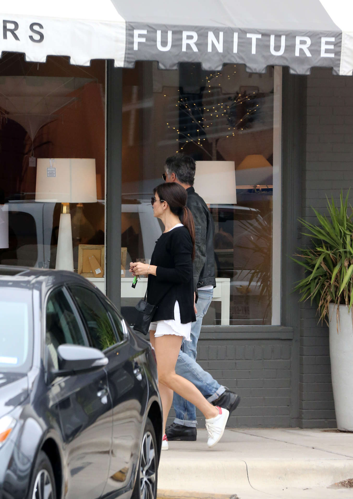 Sandra Bullock and Bryan Randall out in Austin