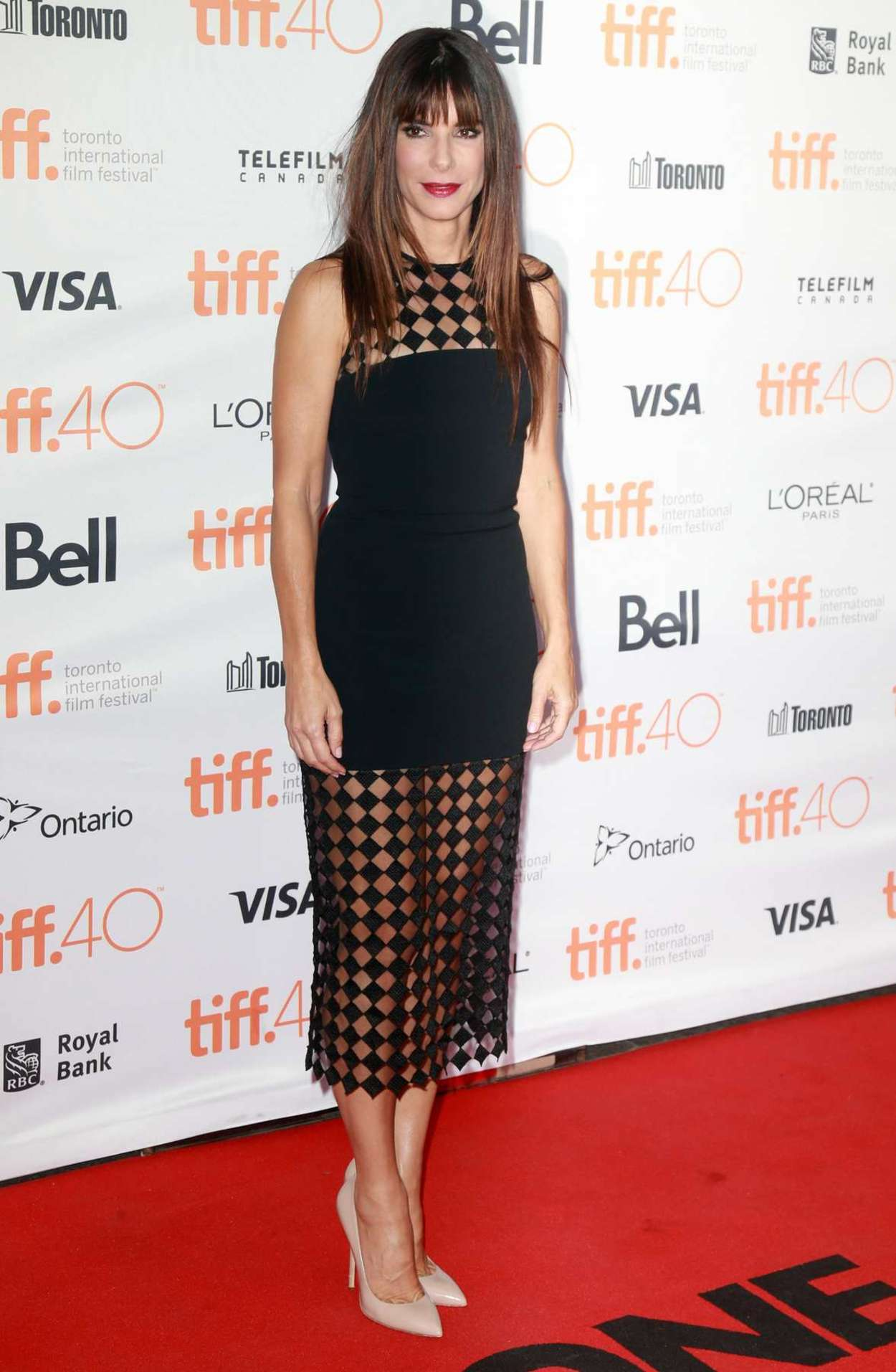 Sandra Bullock Our Brand is Crisis Premiere in Toronto