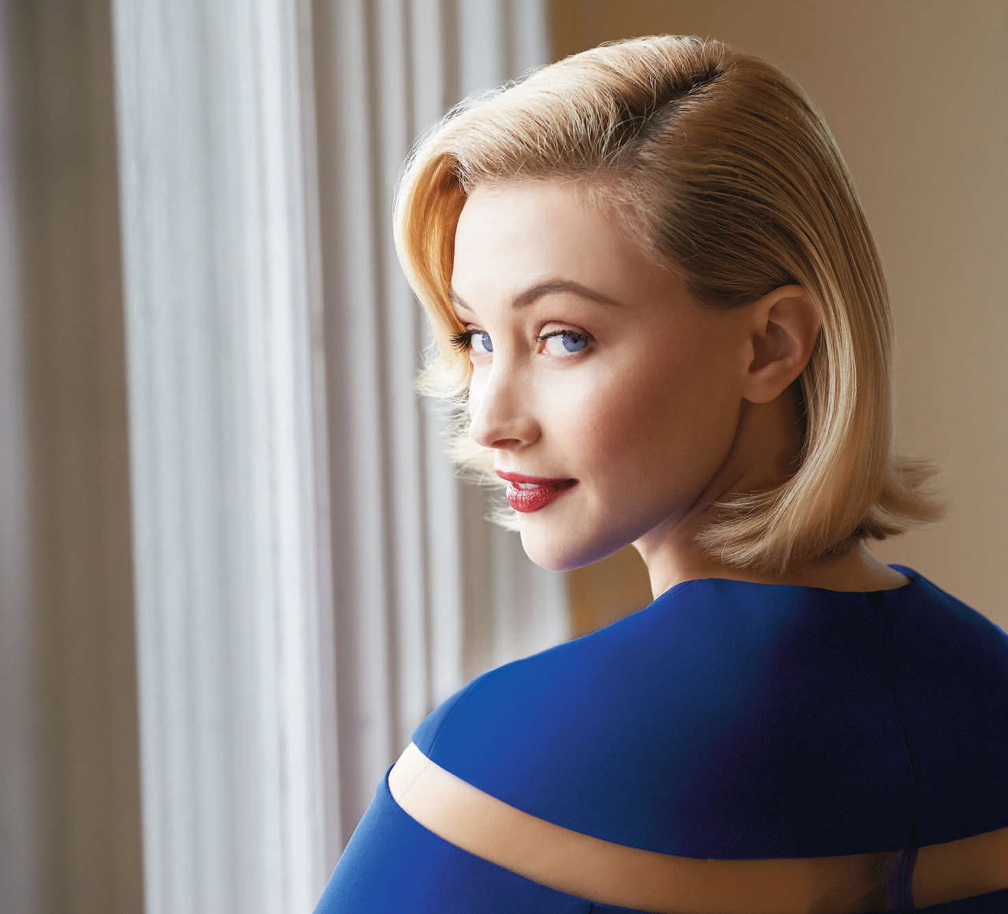 Sarah Gadon by Tim Leyes Photoshoot for Actra Toronto